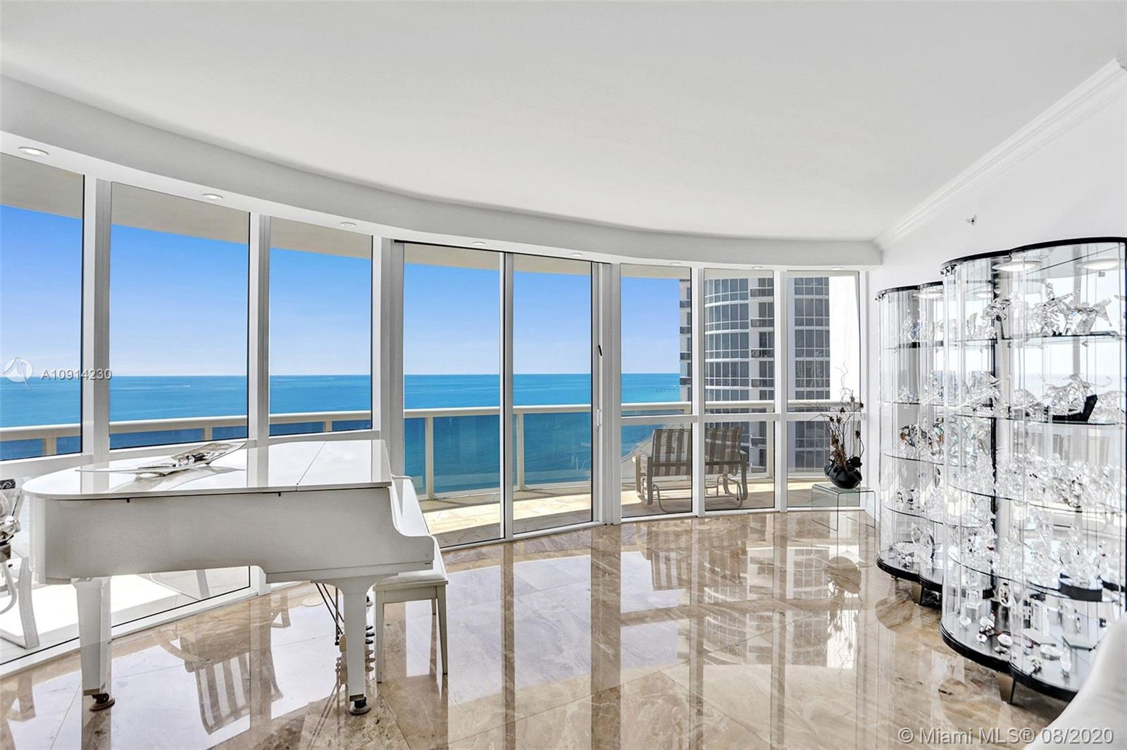 18201  Collins Ave #2009 For Sale A10914230, FL