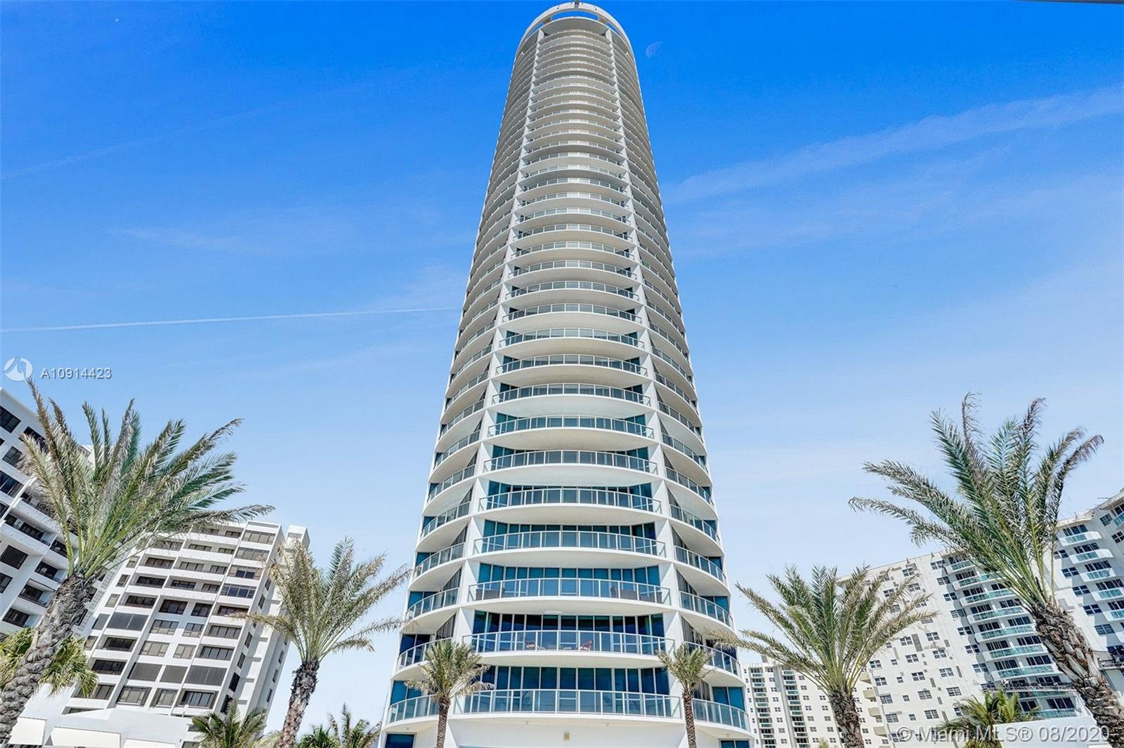 3101 S Ocean Dr #1005 For Sale A10914423, FL