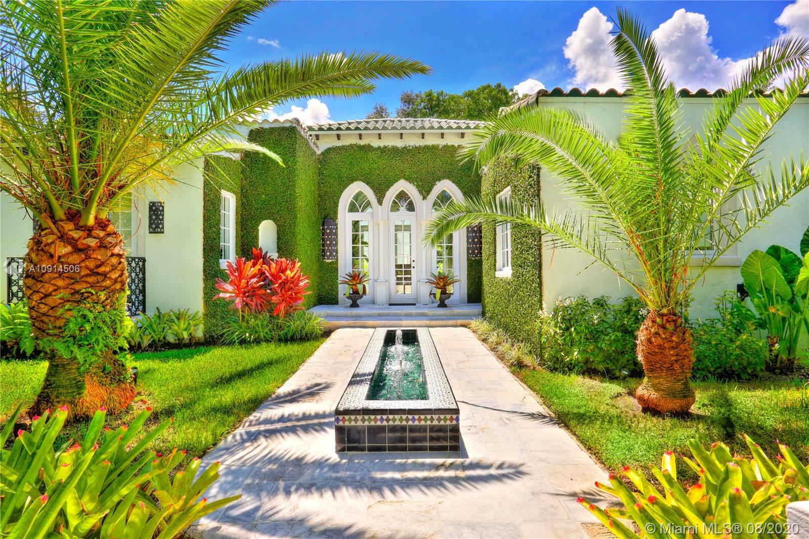 5538  San Vicente St  For Sale A10914506, FL