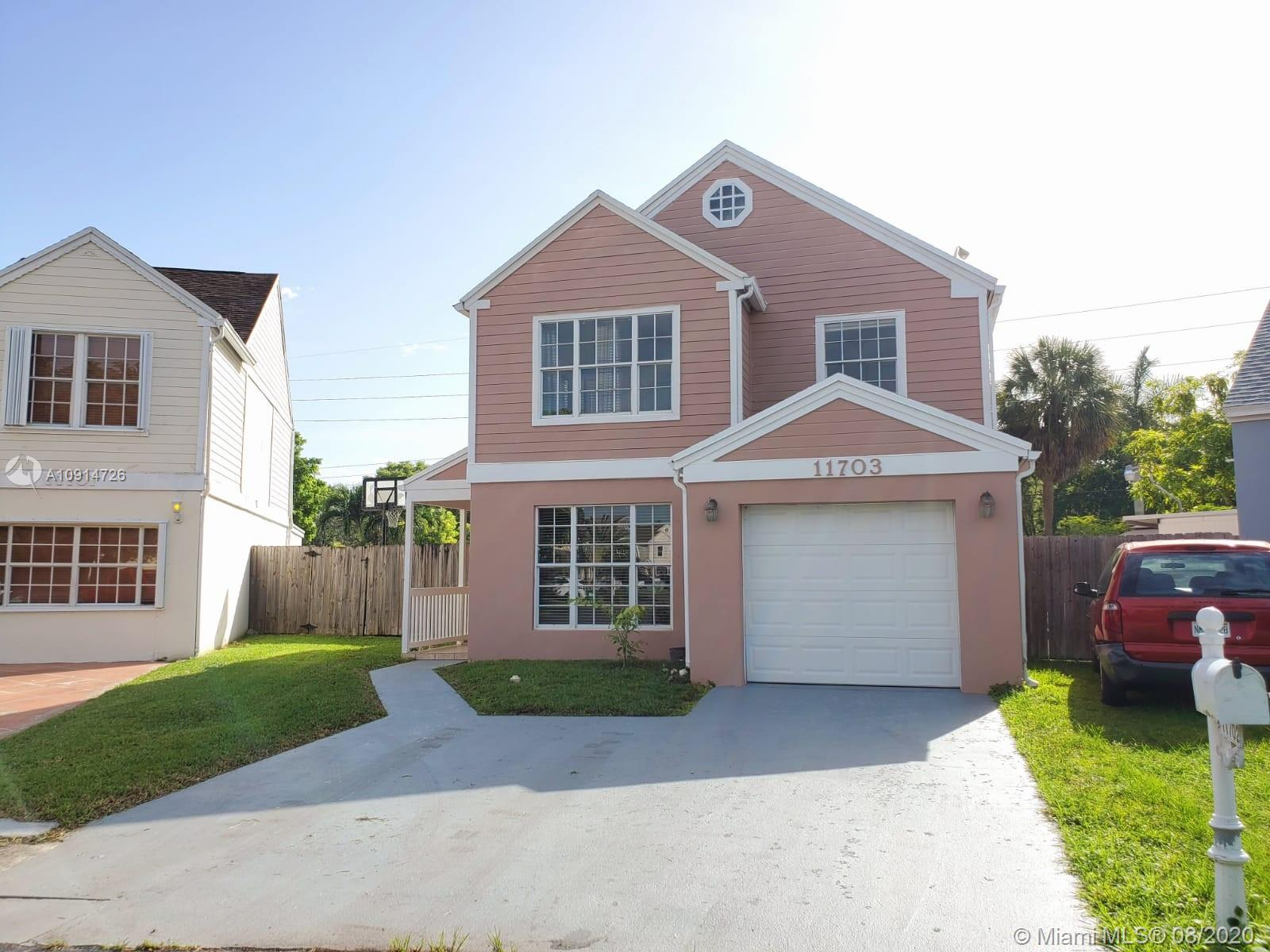 11703 SW 113th Ter  For Sale A10914726, FL