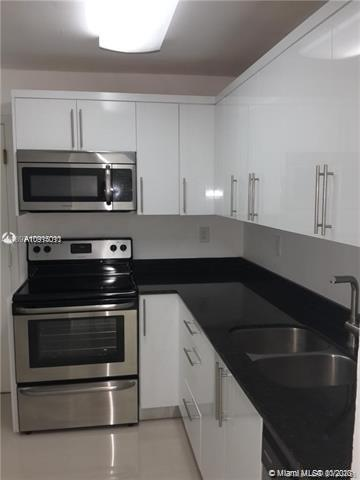 Beautiful unit remodeled convertible Den. 2/1/1 bedroom, nice floor, beautiful kitchen, SS appliances, walk-in closets, open balcony, breathtaking sunsets. One reserved parking. Quiet building walking distance to Bay Harbor Islands charming downtown.