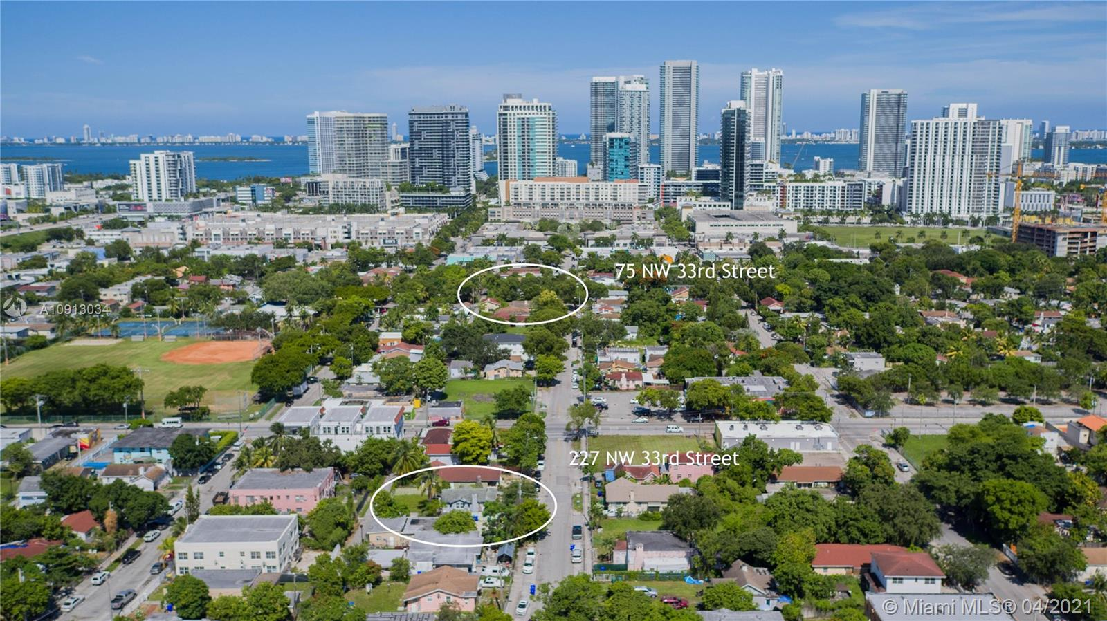 75 NW 33rd St  For Sale A10913034, FL