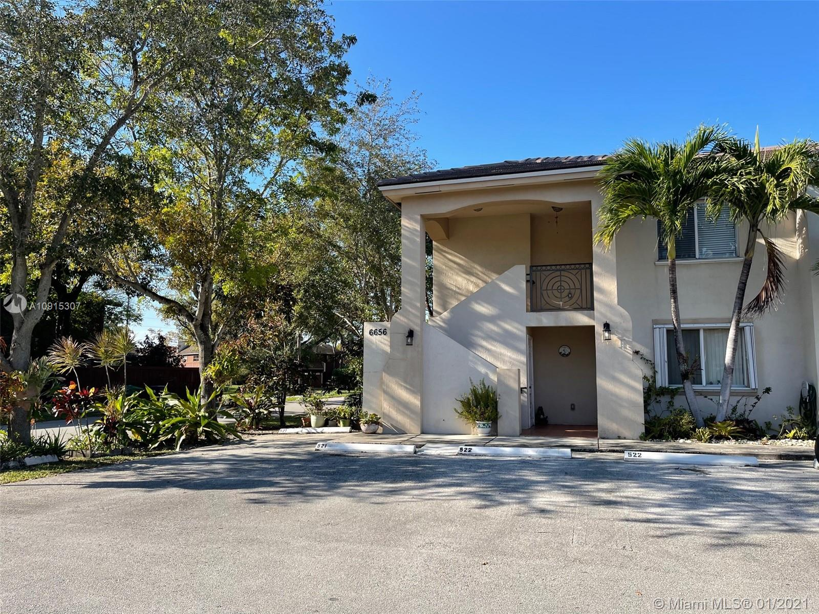 6656 SW 116th Ct #522 For Sale A10915307, FL