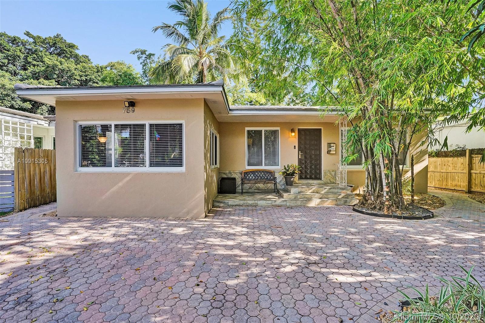 759 NE 87th St  For Sale A10915305, FL