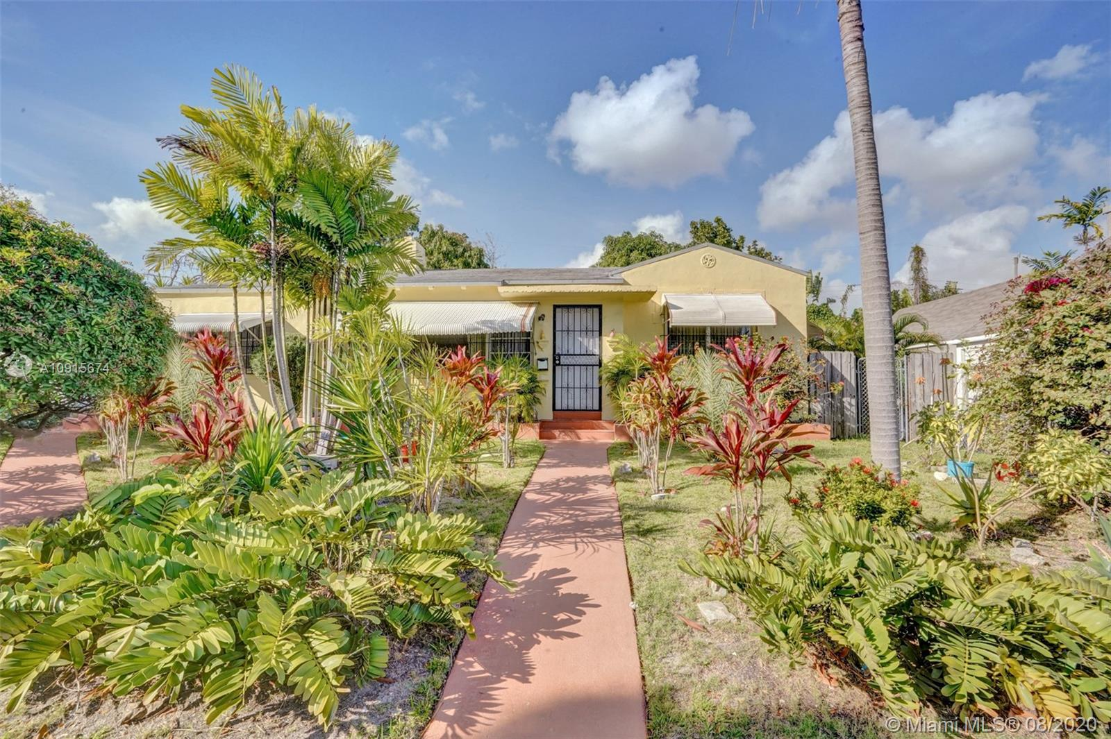 731 NE 82nd St  For Sale A10915674, FL