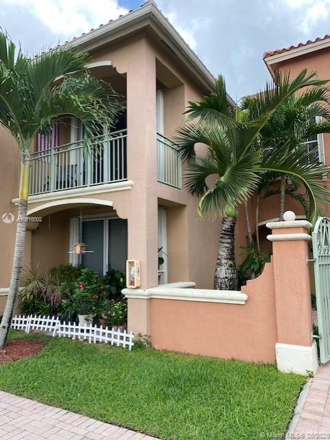 """Spectacular 3 bedrooms, 2 bathrooms canal front condo in """"The Courts""""! 2nd floor unit on a low-rise 2-story building with foyer entrance, spacious master bedroom w/private bathroom & 2 more bedrooms & an extra full bathroom. Features; tray ceilings, washer/dryer, water heater, New Air Conditioner 2 assigned parking spaces. Community includes 24-hr gate attendant, playground, pool & security patrol. Centrally located near A+ schools & highways!"""