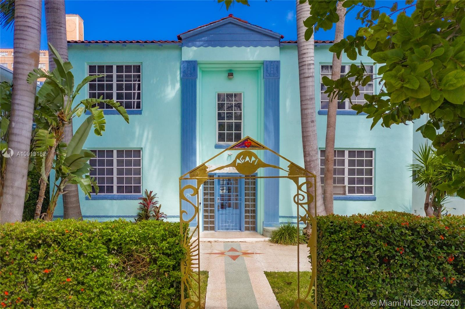 751  Euclid Ave  For Sale A10913162, FL