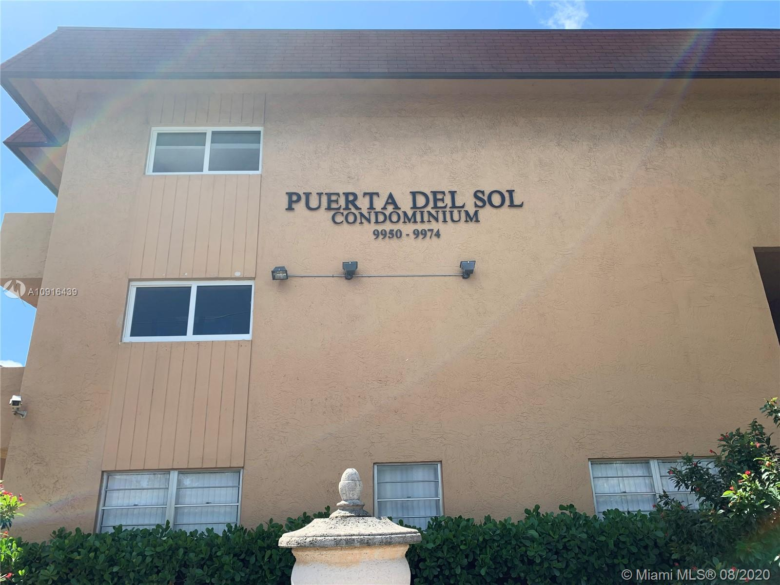 9952 N Kendall Dr #328-3 For Sale A10916439, FL