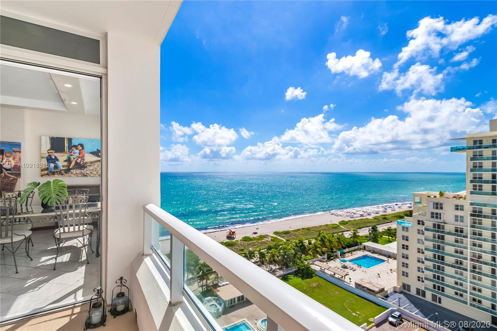5005  Collins Ave #1517 For Sale A10916315, FL