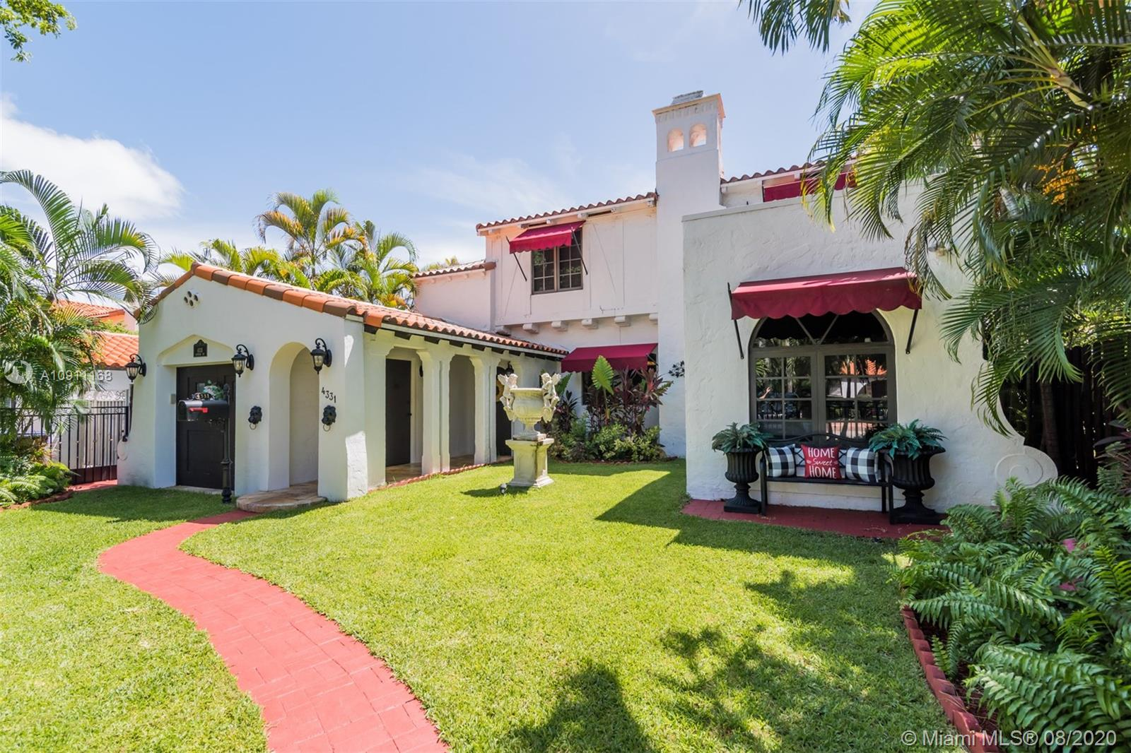 Details for 4331 Sheridan Ave, Miami Beach, FL 33140