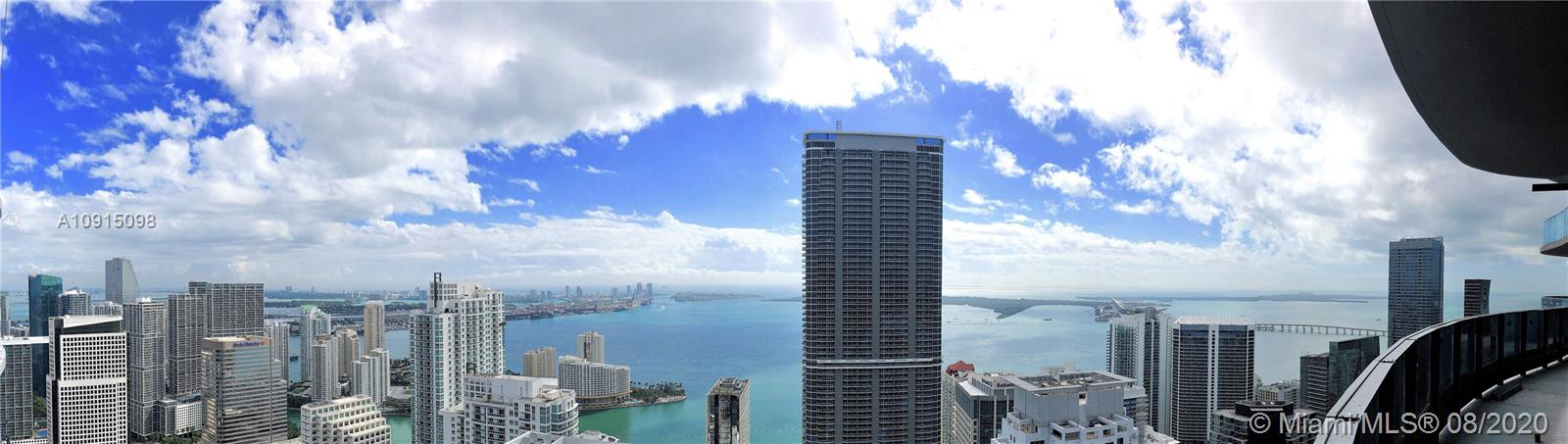 1000  Brickell Plaza #5603 For Sale A10915098, FL