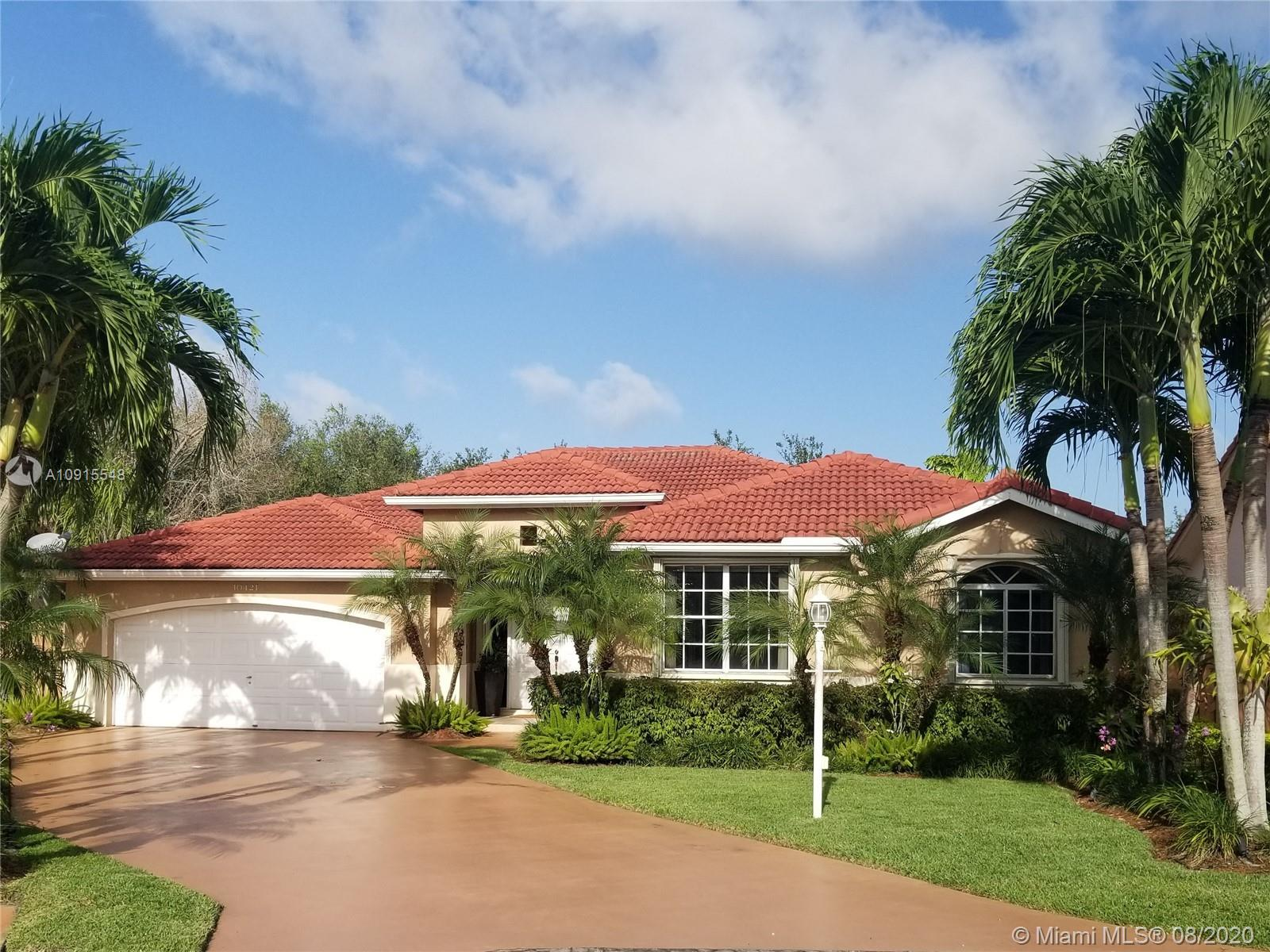 10421  SW 160th Ave.  For Sale A10915548, FL