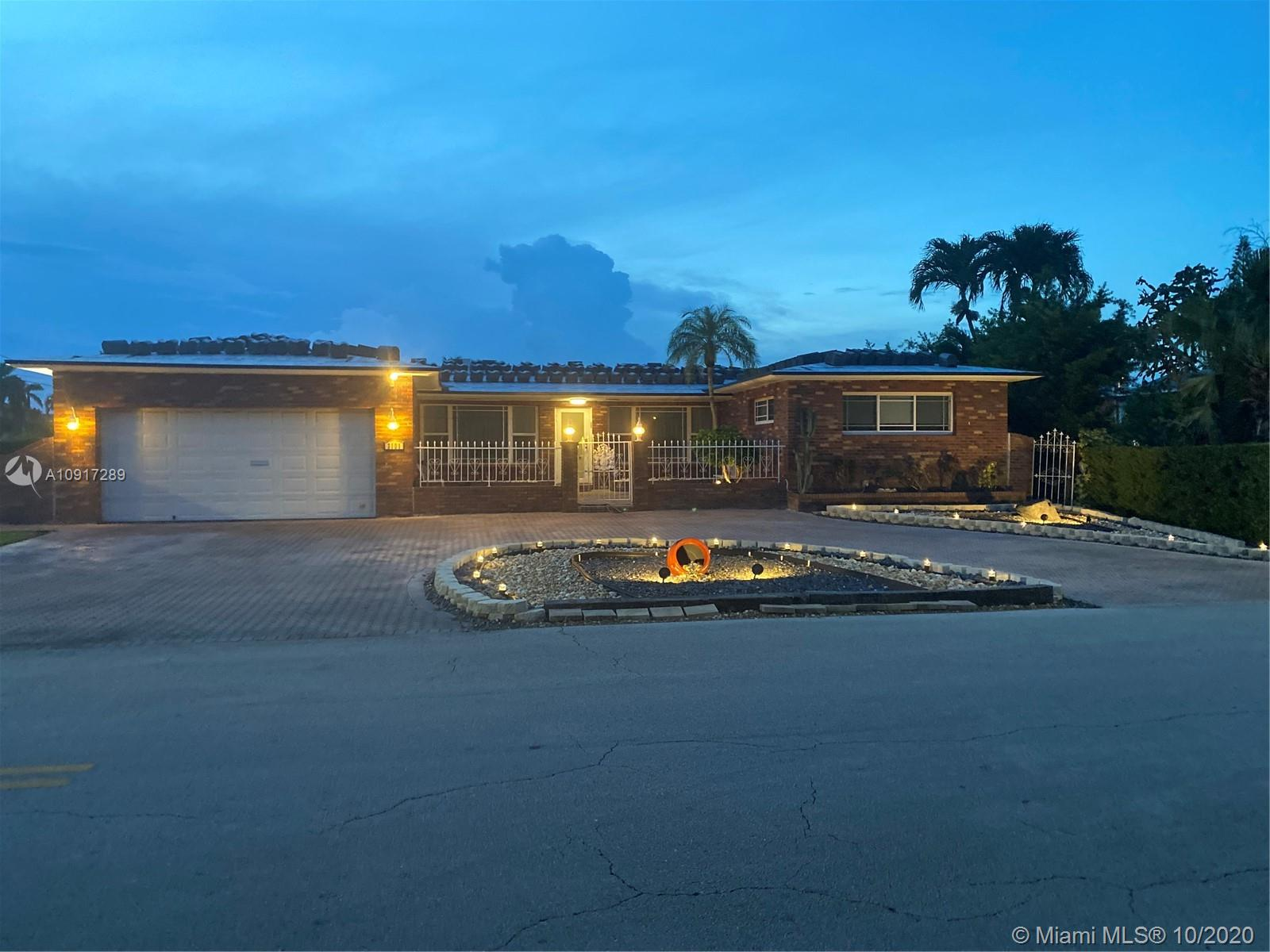 3101 NE 164th St  For Sale A10917289, FL