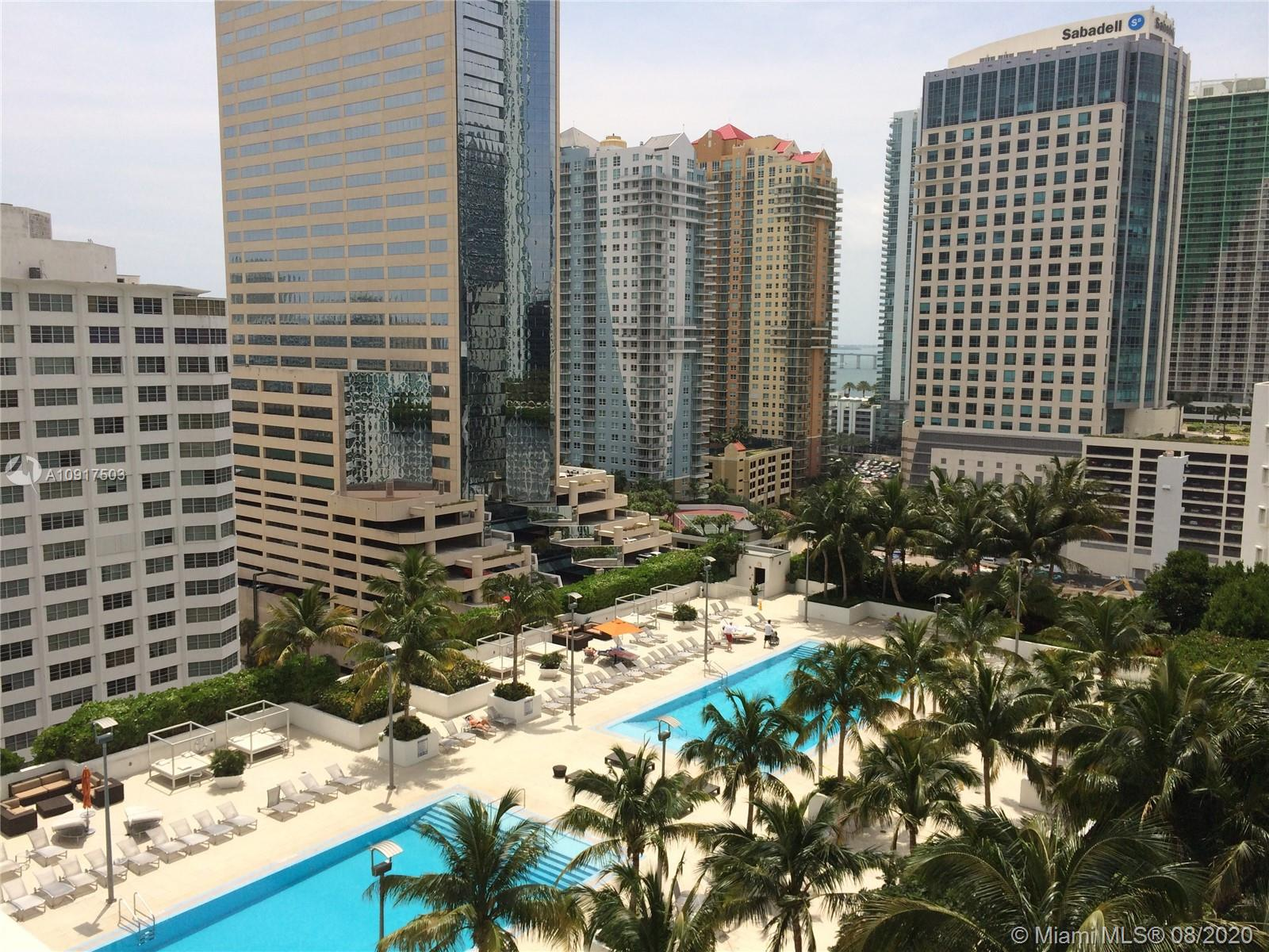 950  Brickell Bay Dr #1703 For Sale A10917503, FL