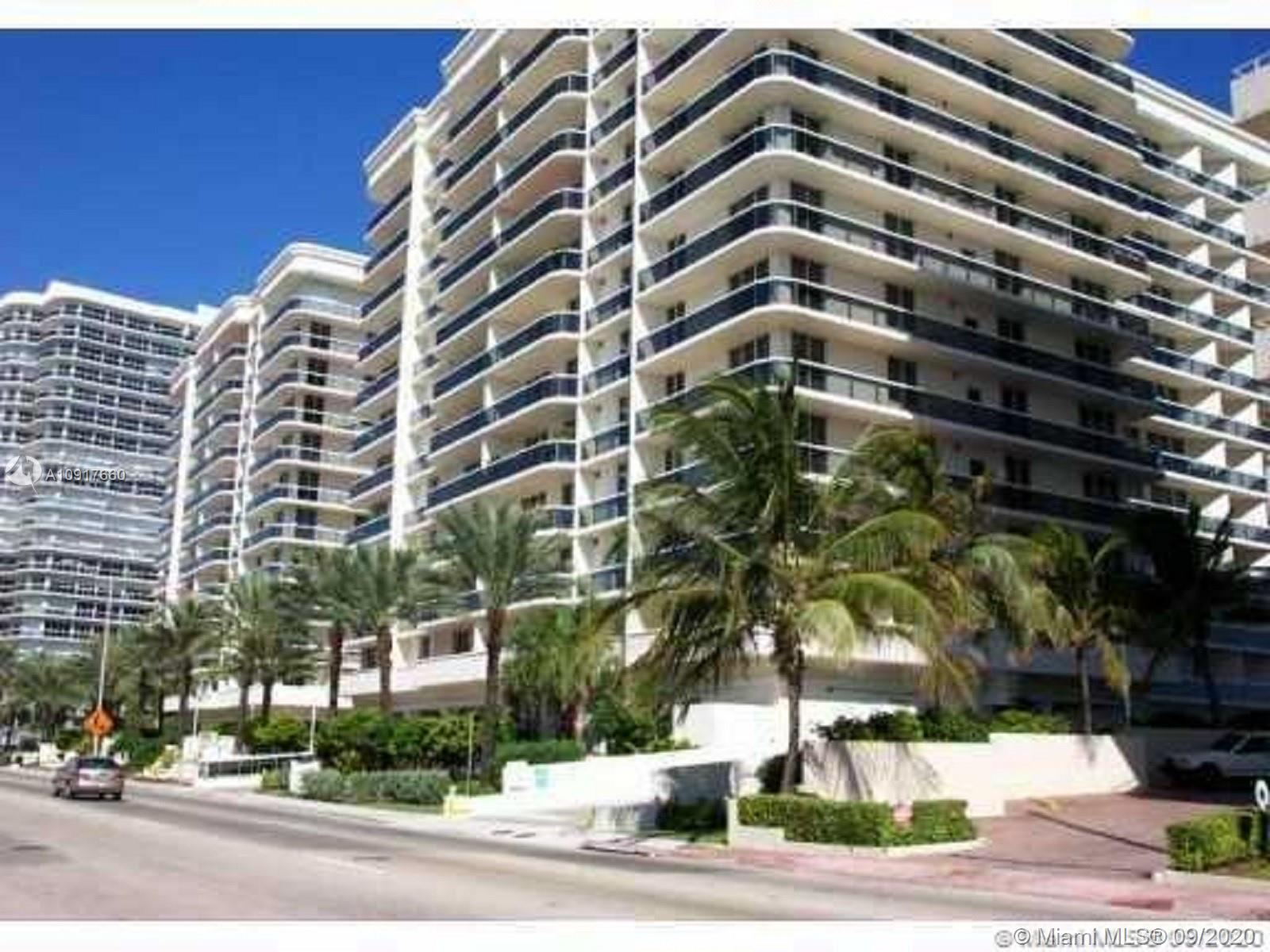 9595  COLLINS AV #N8-H For Sale A10917660, FL
