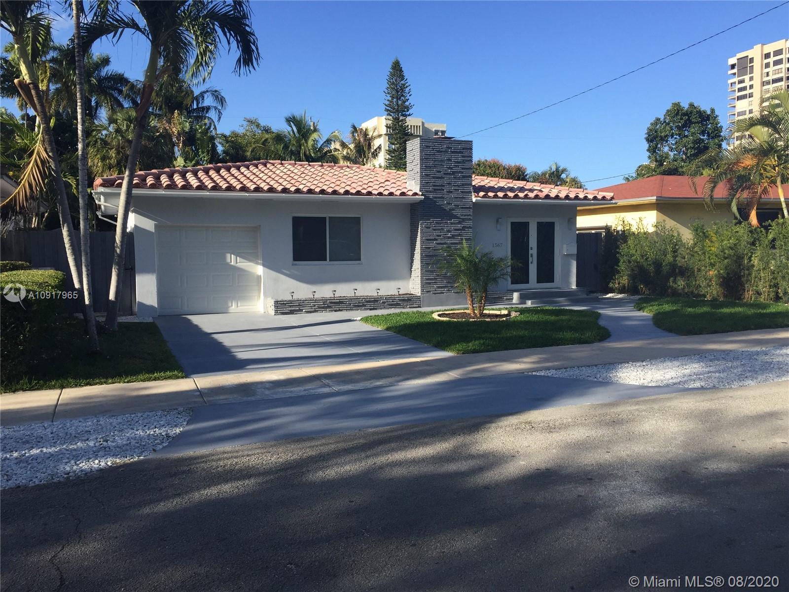 1567 NE 110th St  For Sale A10917965, FL