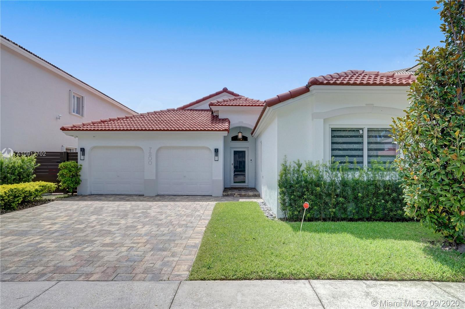 7200 NW 109th Ct  For Sale A10917702, FL