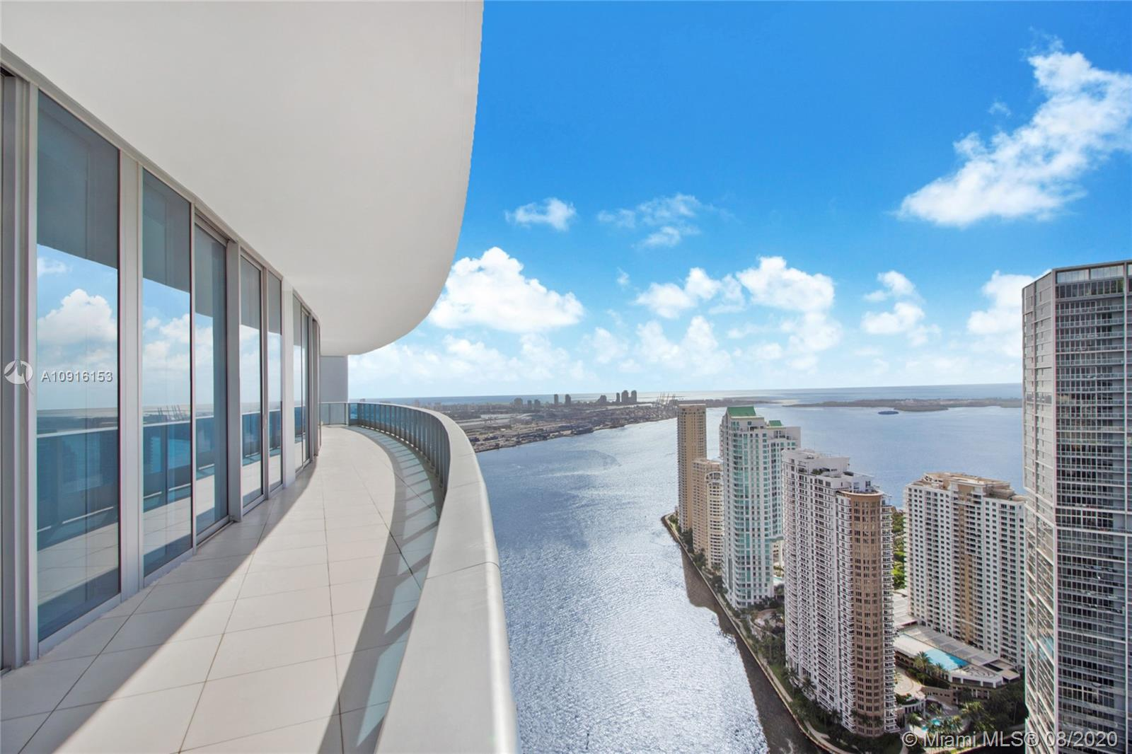 200  Biscayne Boulevard Way #PH5304 For Sale A10916153, FL