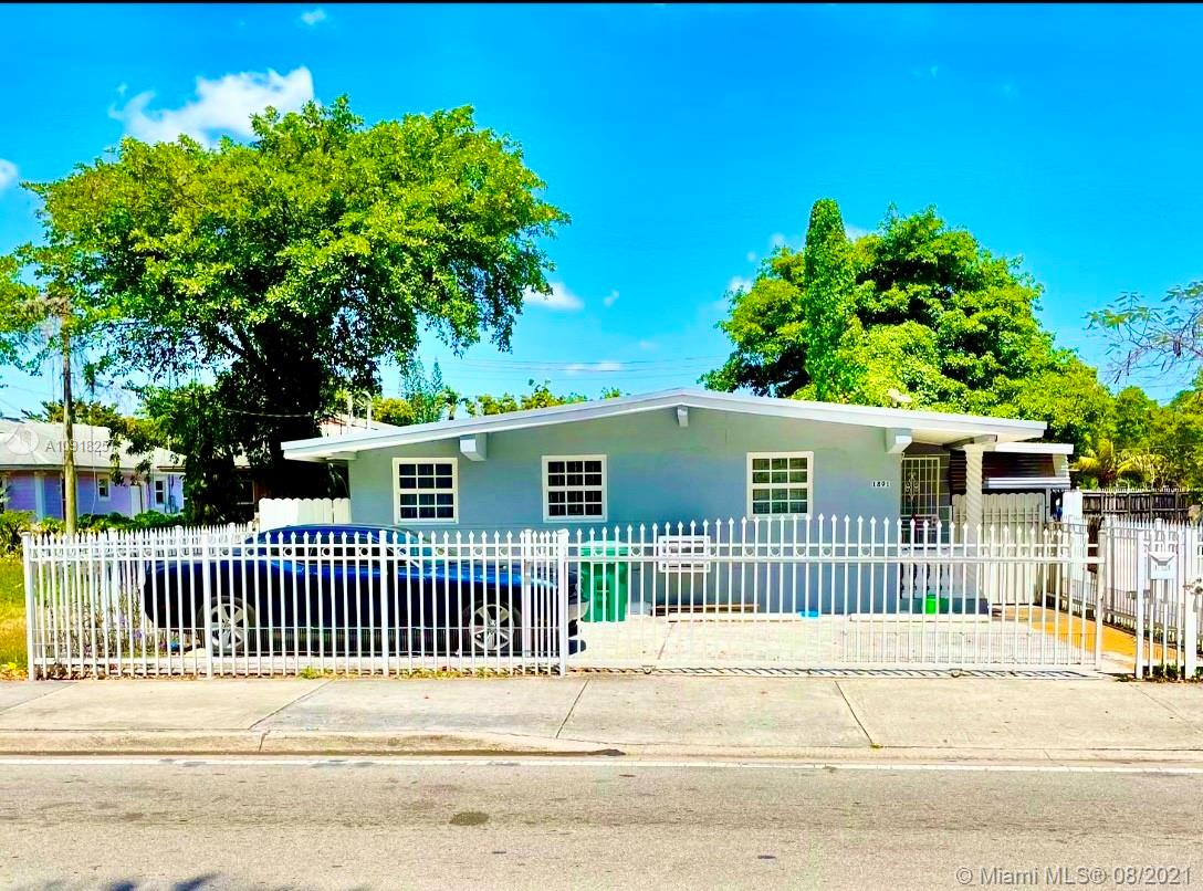 1891 NW 62nd St  For Sale A10918257, FL