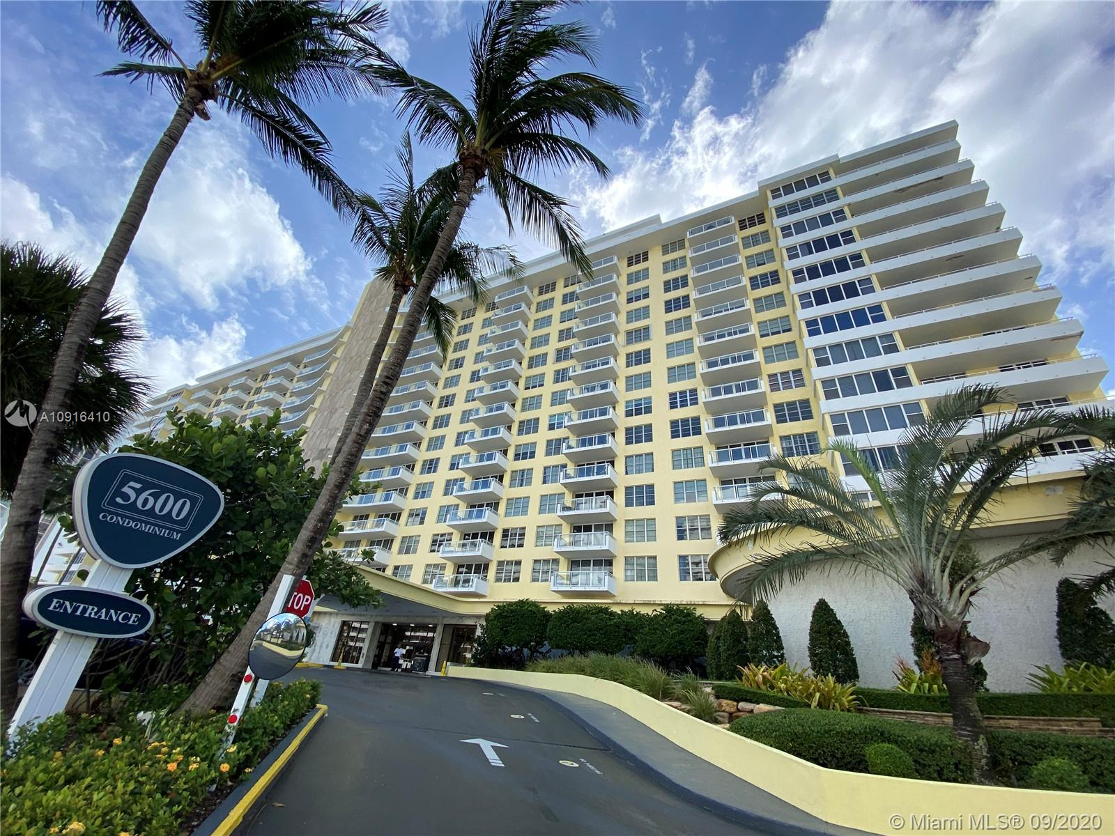 5600  Collins Ave #4E For Sale A10916410, FL