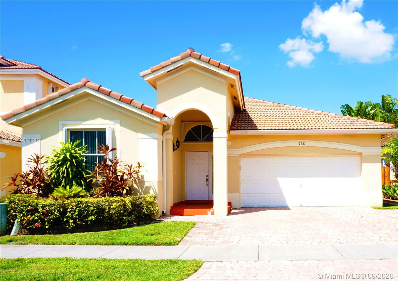 9651 NW 46th Ln  For Sale A10911301, FL
