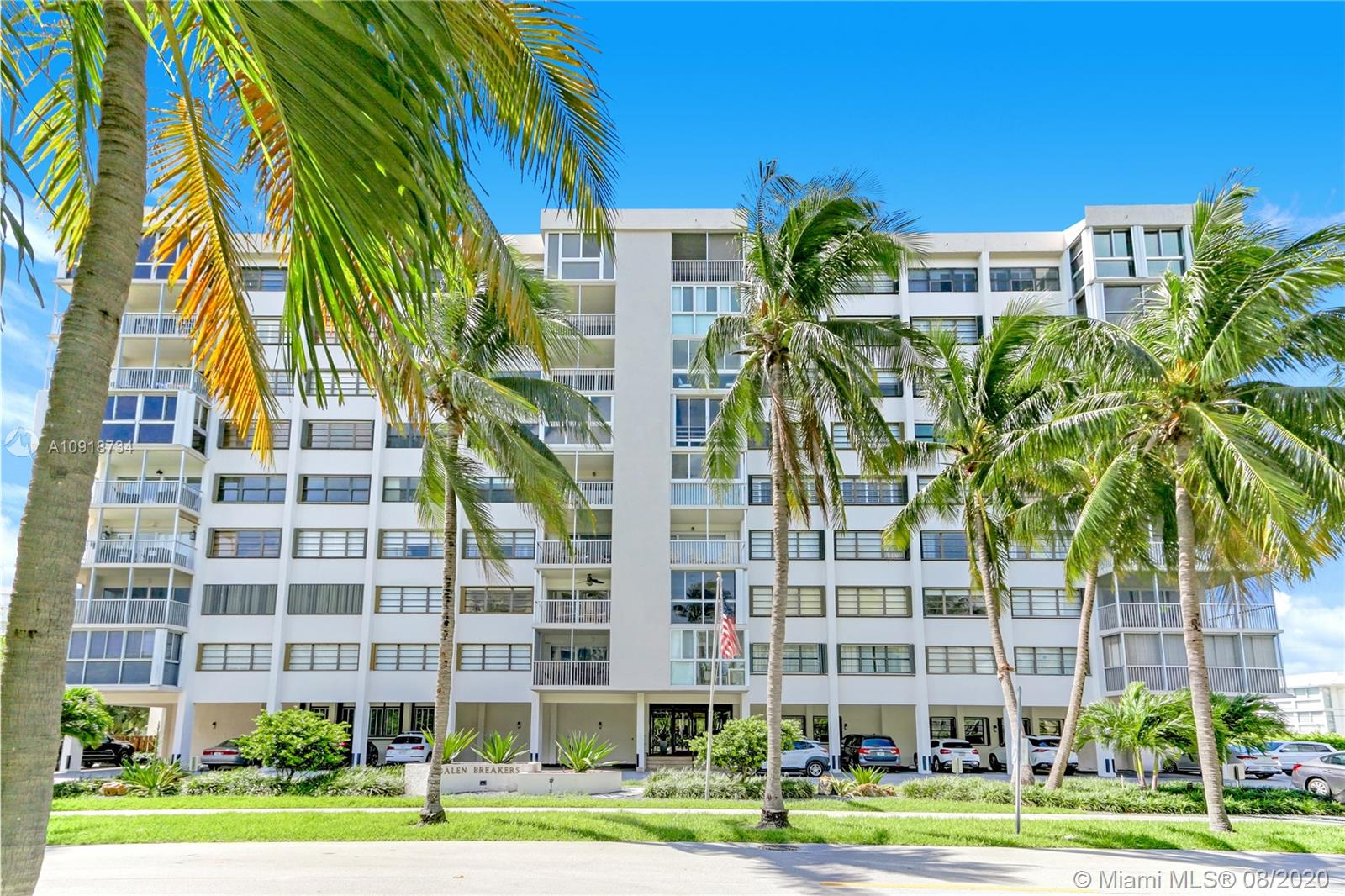 550  Ocean Dr #6F For Sale A10918734, FL