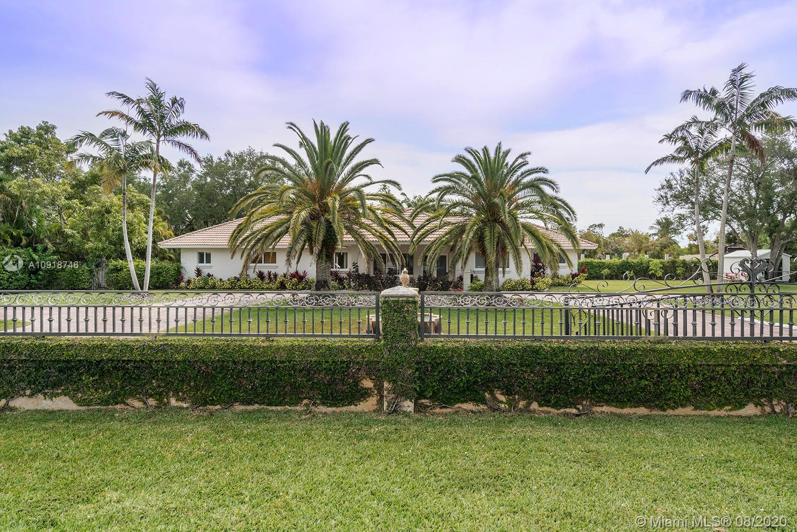 12275 SW 77th Ave  For Sale A10918746, FL