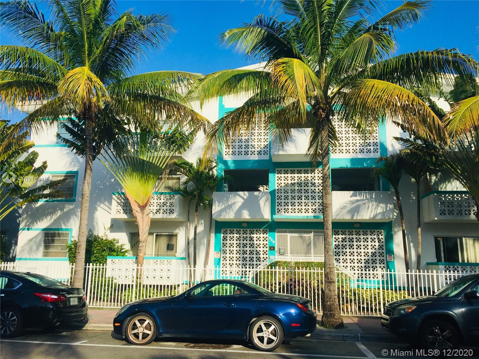 350  Collins Ave #305 For Sale A10918918, FL