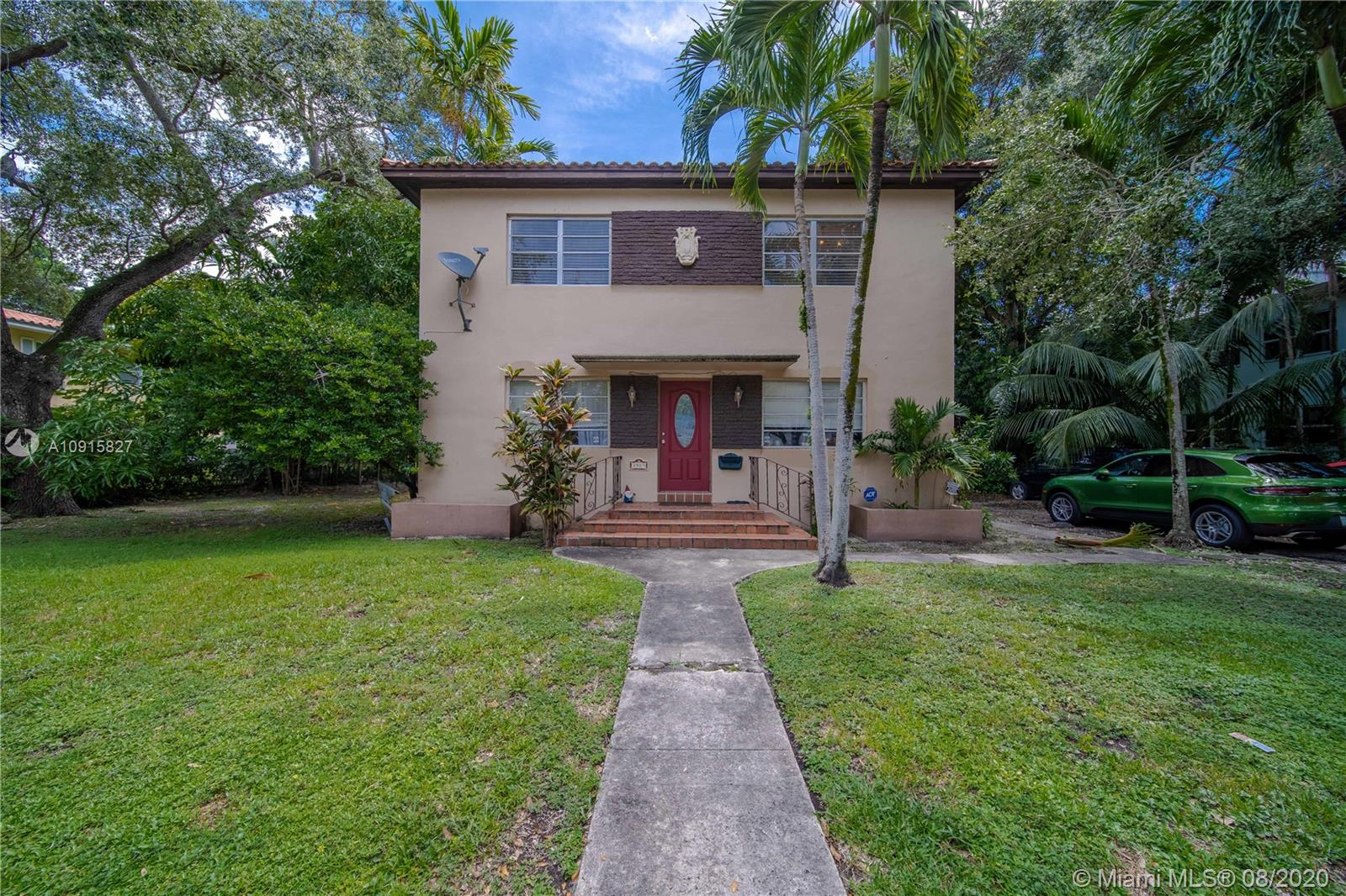 3909  Ponce De Leon Blvd  For Sale A10915827, FL