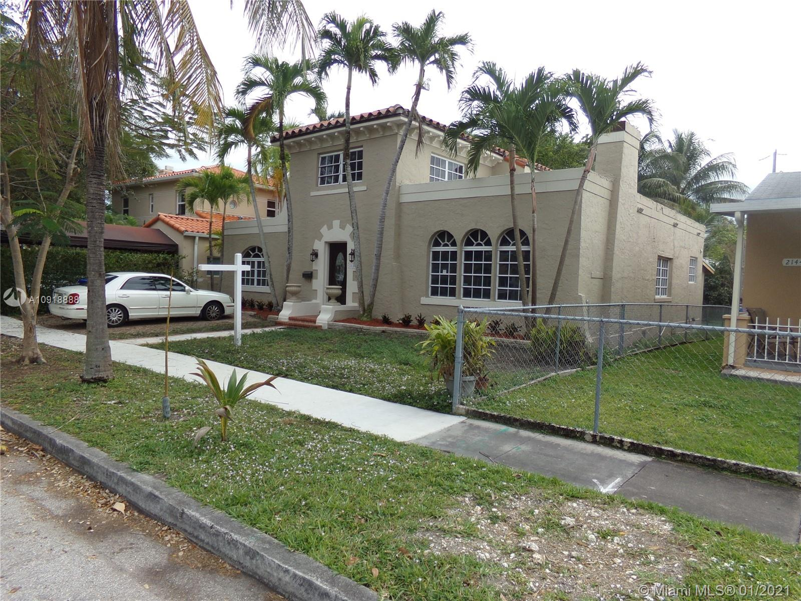 2138 SW 22nd Ter  For Sale A10918888, FL