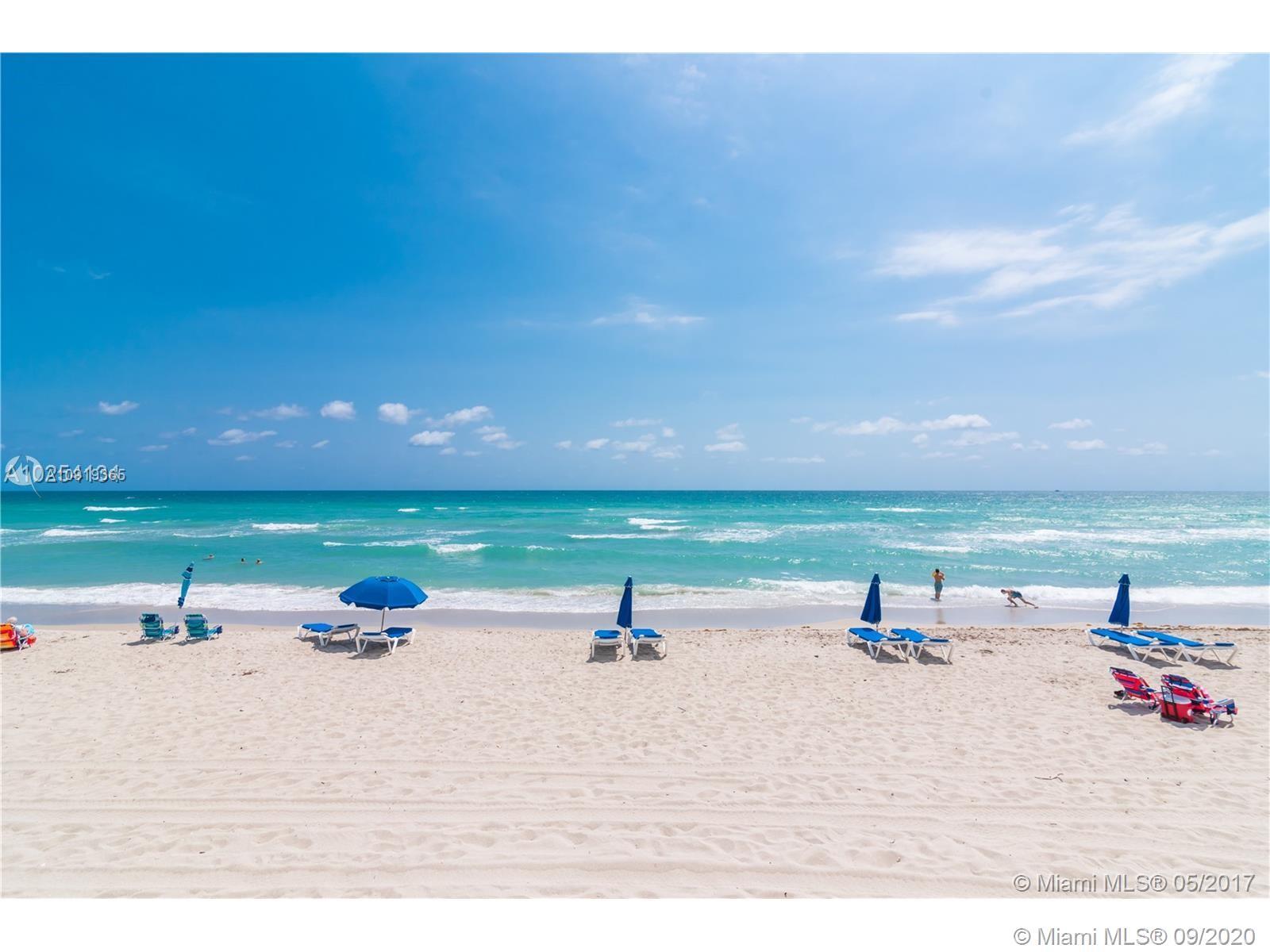 3725 S Ocean Dr #1015 For Sale A10919365, FL