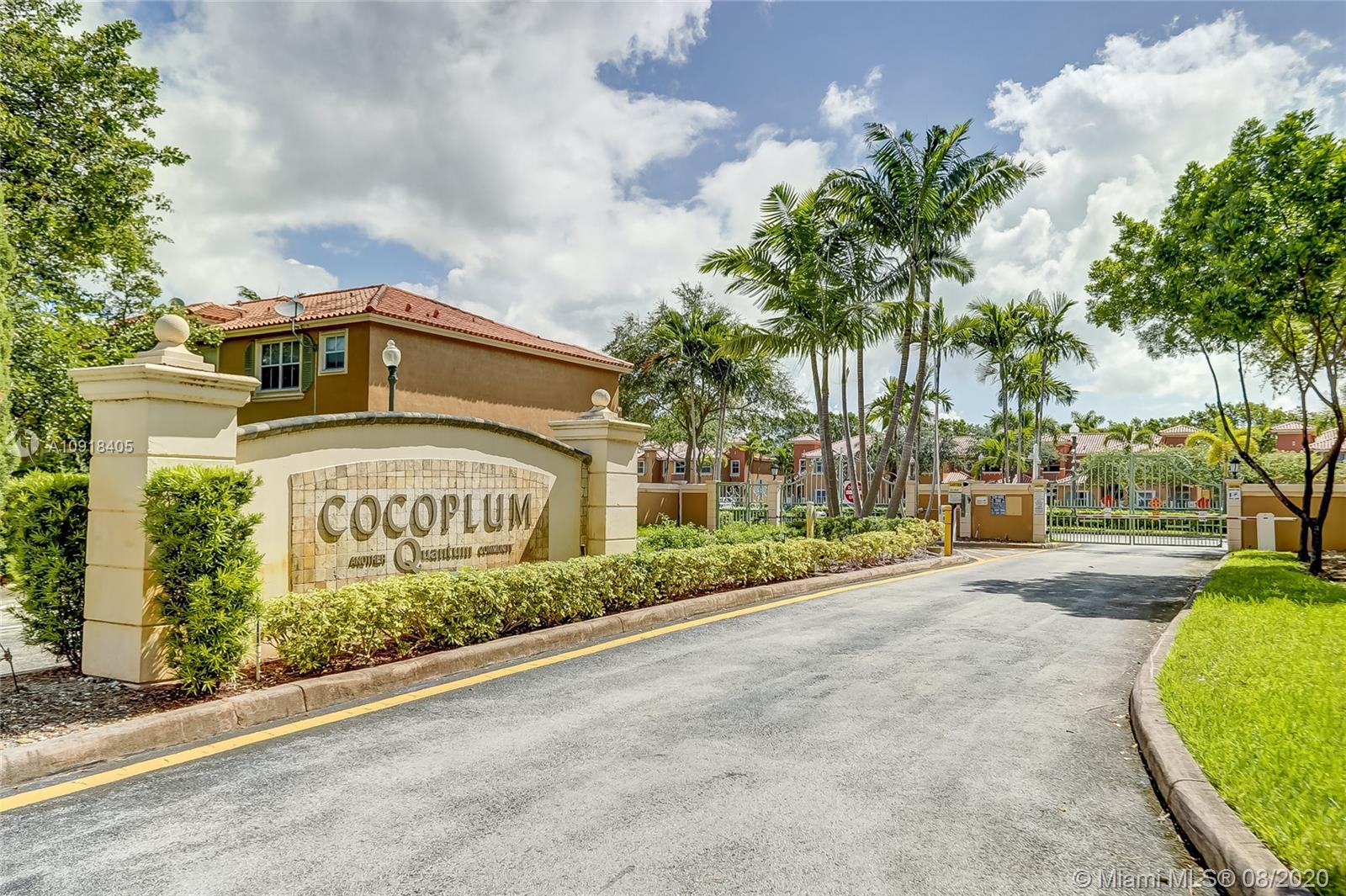 Beautiful townhome with 2 bedrooms and 2.5 bathrooms built in 2005 in a small exclusive gated community! Located a moment away from the world famous guitar hotel and Hard Rock Casino and a short drive to Fort Lauderdale Airport and Fort Lauderdale Beach! Tastefully updated kitchen with an open layout, quartz countertops and wood cabinets. Features a private fenced outdoor area, ALL IMPACT WINDOWS, spacious entertaining space downstairs and large bedrooms upstairs. Located close to 5 star restaurants, shops and has easy access to highways!
