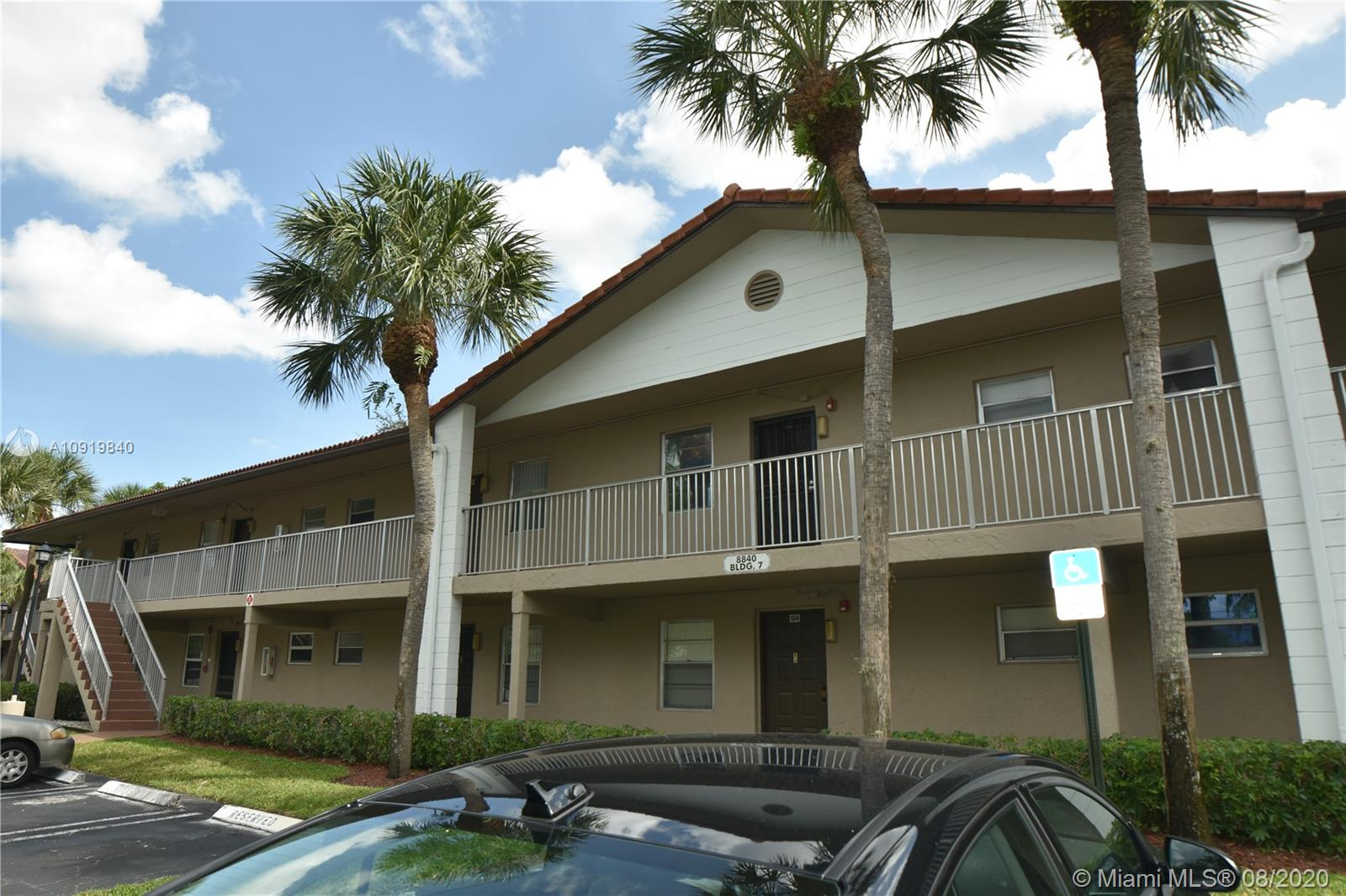 Beautiful condo in the heart of Coral Springs centrally located to major roads, shopping and restaurants. Stunning updated kitchen, fresh paint and carpet ready to move right in. You're not going to find a better deal than this in Coral Springs. Hurry, will not last. Easy to show. Hit show assist for instructions.