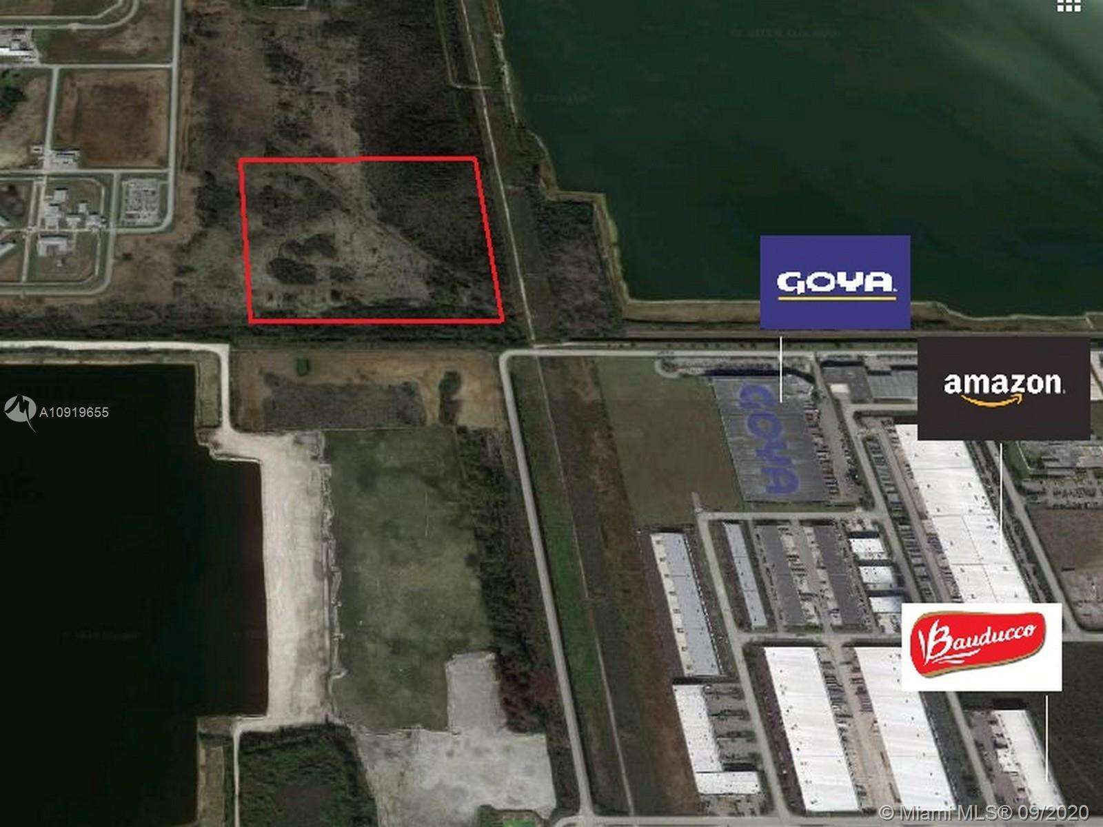 137th Ave & NW 25th St  For Sale A10919655, FL