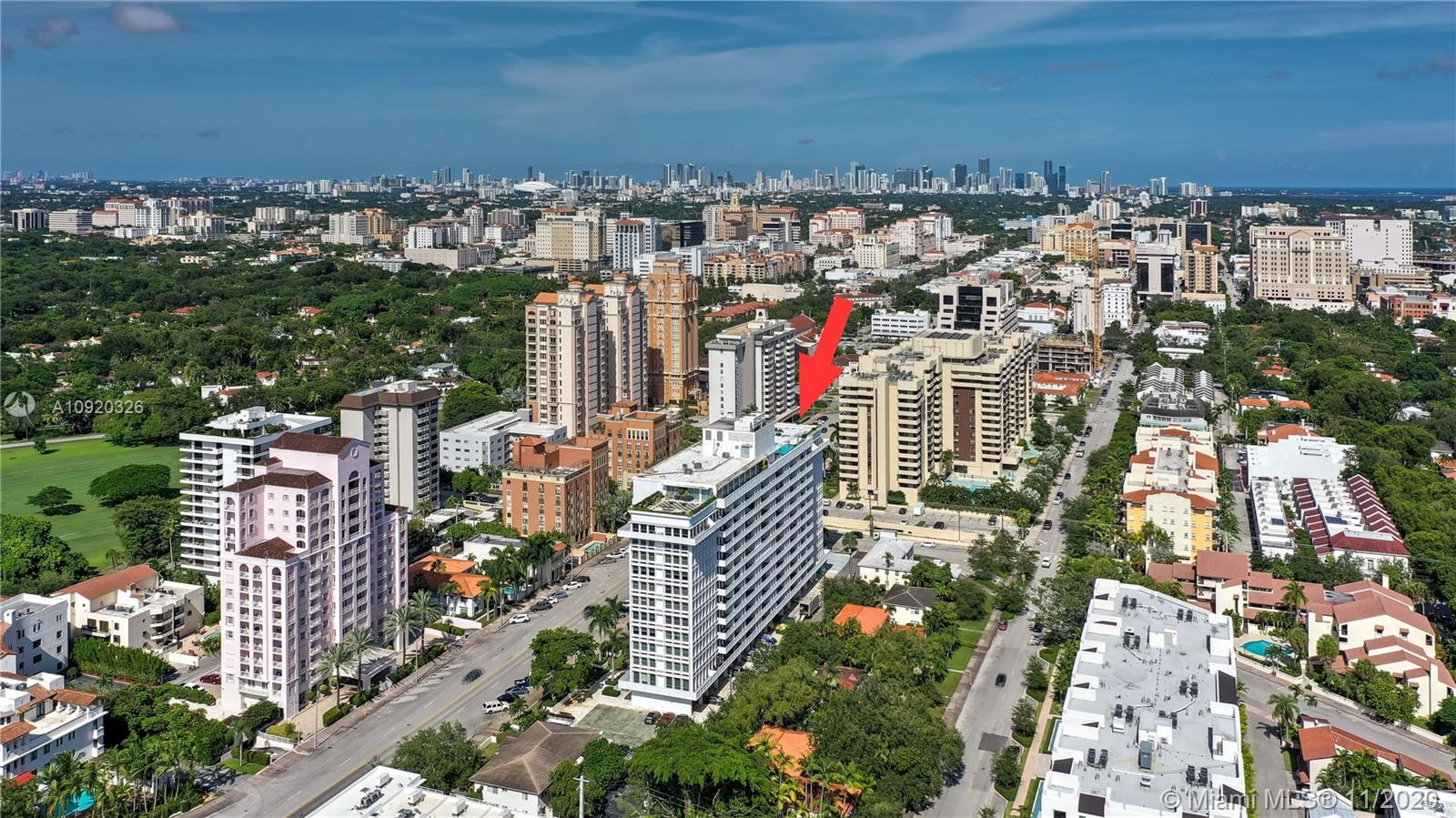 700  Biltmore Way #1008 For Sale A10920326, FL