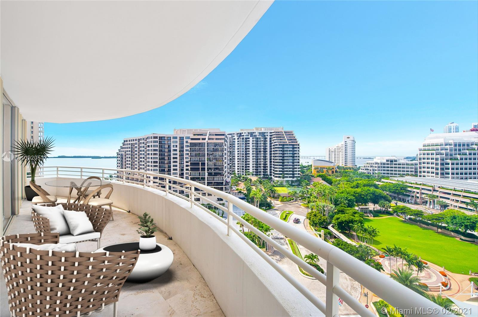 888  Brickell Key Dr #1203 For Sale A10920517, FL