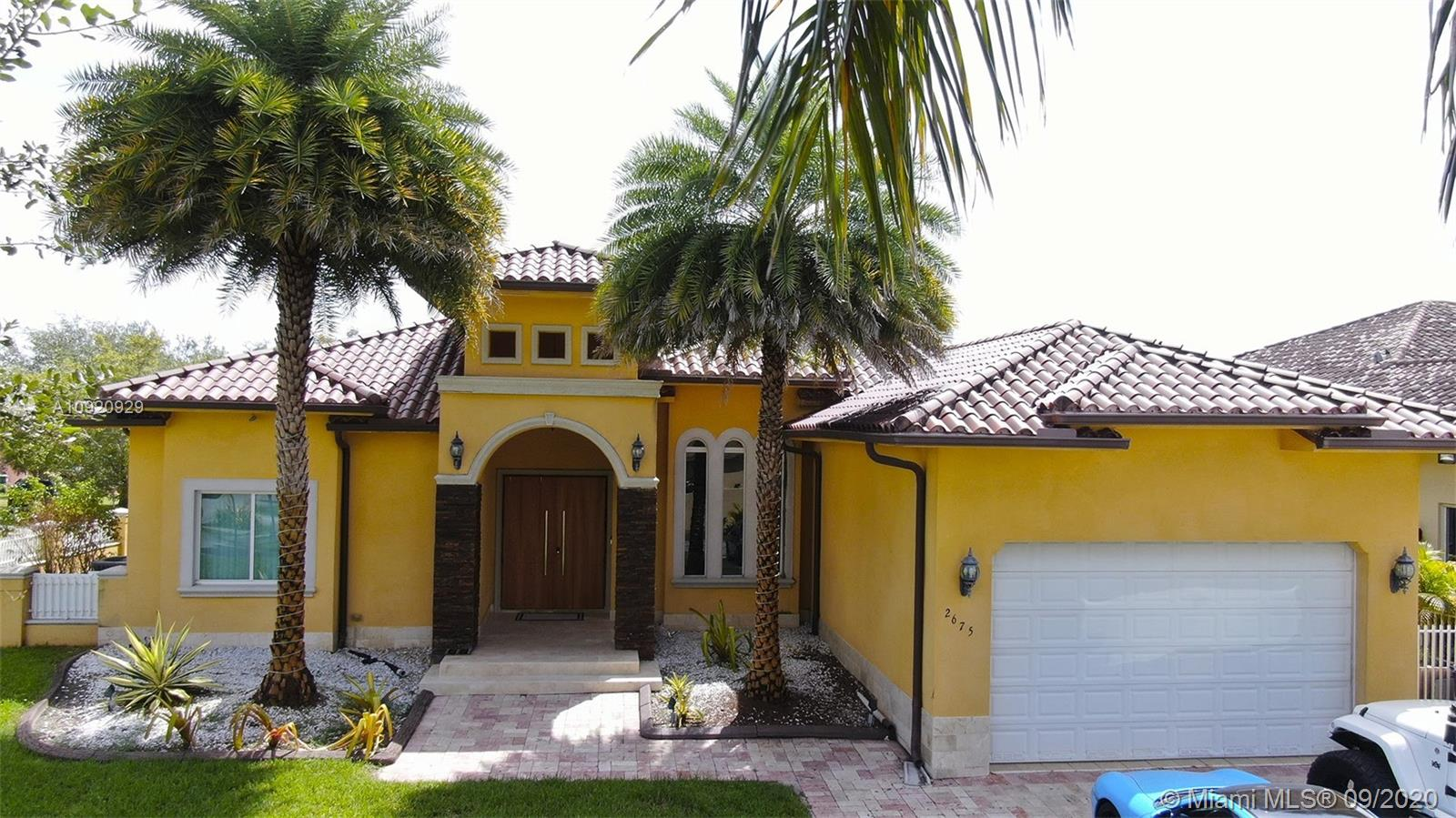 2675 NW 100th Ave  For Sale A10920929, FL