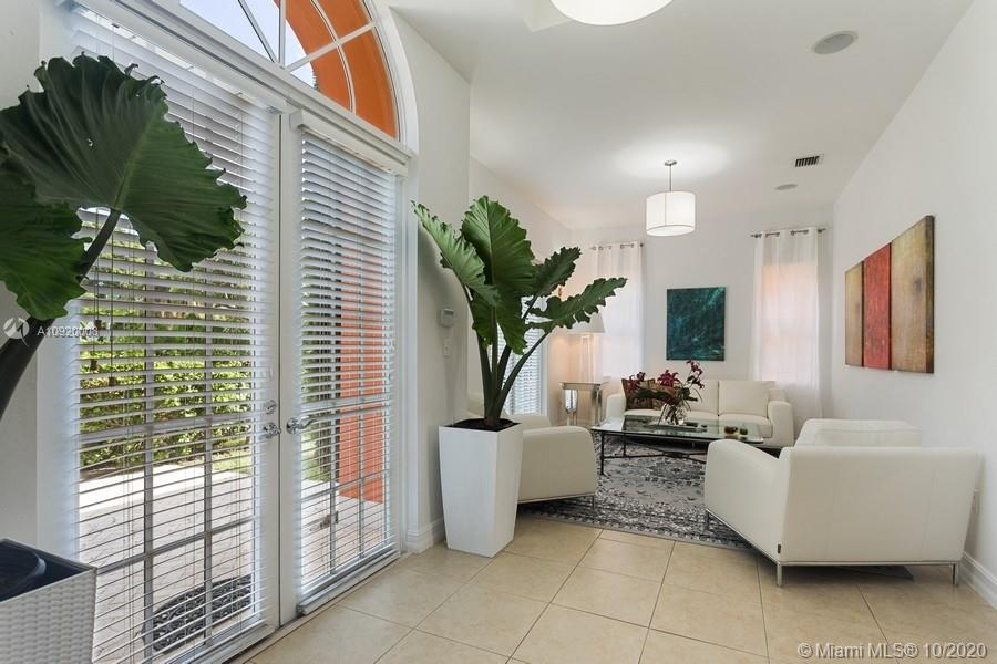 Experience the bright, voluminous interiors inside this Brickell villa located on prestigious South Miami Avenue. Meticulously cared for, this home features 5 bedrooms and 4.5 bathrooms in the main house. 2 master suites, 1 ground level. An elevator services both levels of the main home. Abundant closet space, volume ceilings and intimate family areas. A large family room connects the main home to a one bedroom apartment atop a service quarters/home office and two car garage. Fabulous interior courtyard with pool provides seamless indoor/outdoor living. Impact rated doors and windows. Minutes from Brickell City Center, Banking District, Downtown Miami, Port of Miami, Sports Arena, Arsht Center, Coconut Grove, Coral Gables and Miami International Airport. Luxury in the heart of the city.