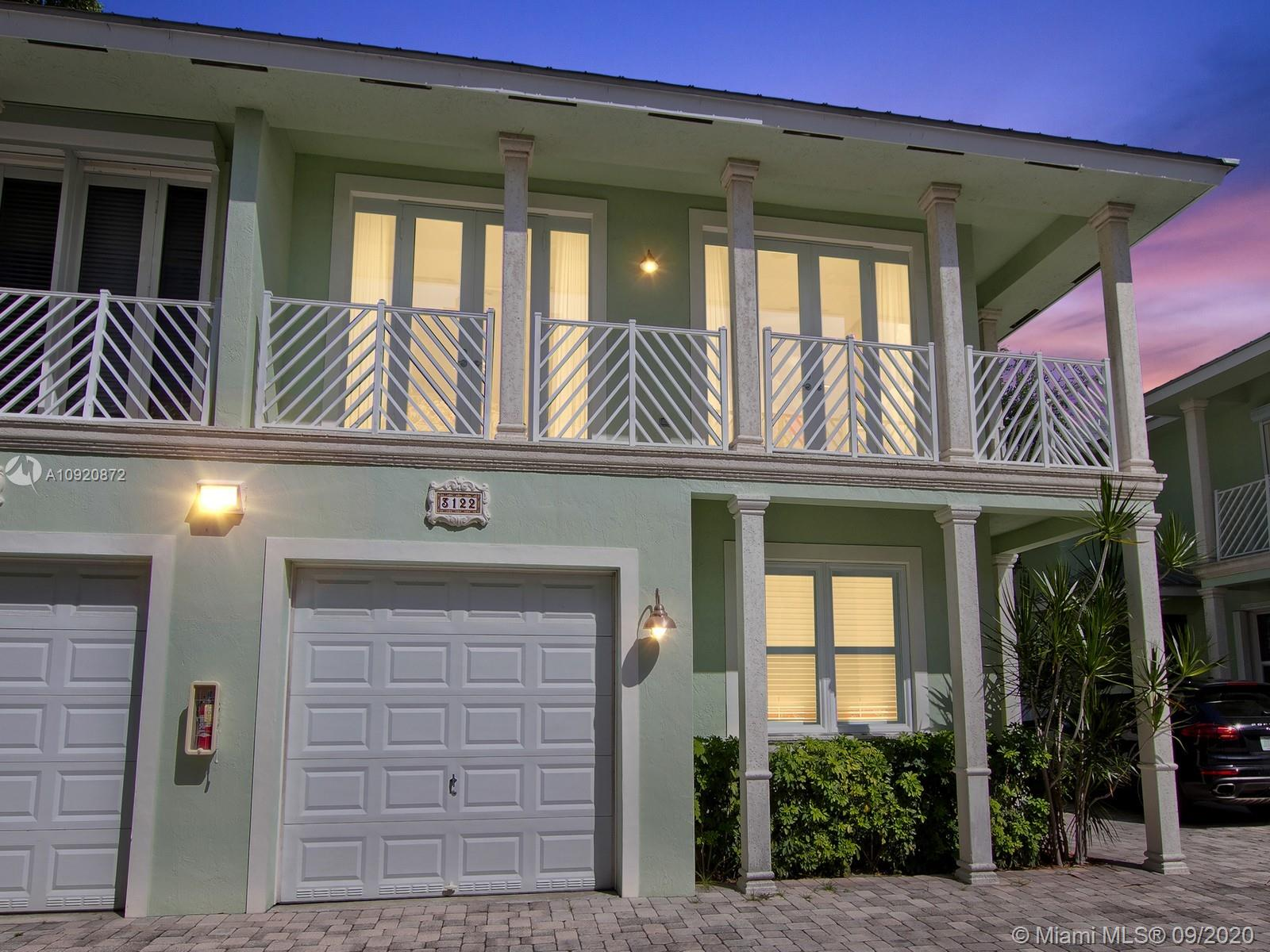 3122  Aviation Ave #3122 For Sale A10920872, FL