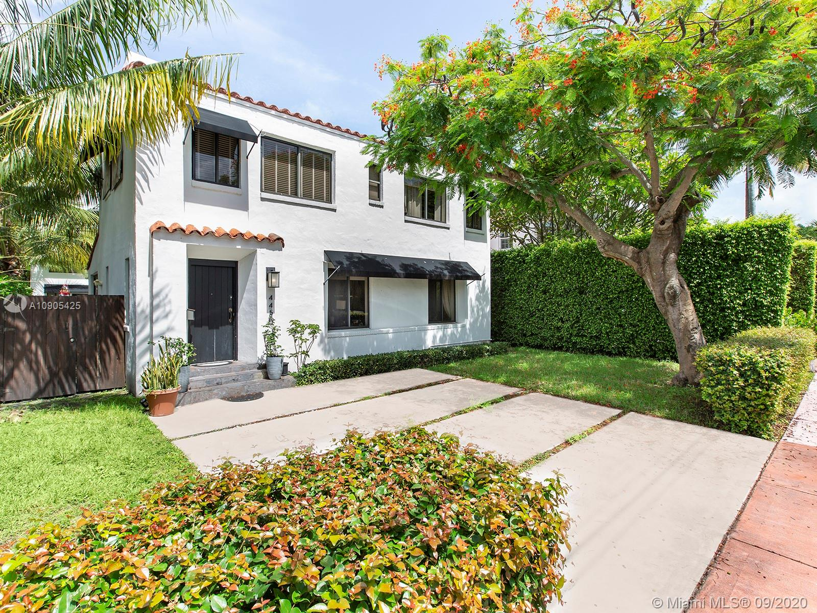 4450  Sheridan Ave  For Sale A10905425, FL
