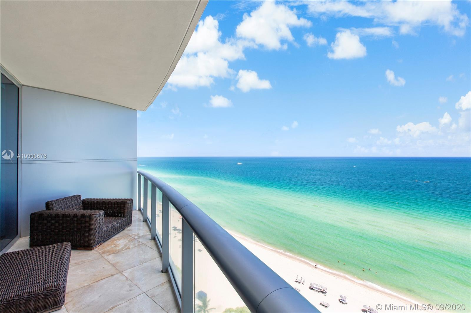 17001  Collins Ave #1705 For Sale A10900678, FL