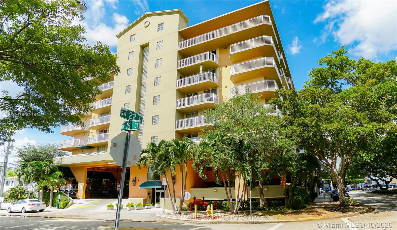1650  Coral Way #401 For Sale A10921141, FL
