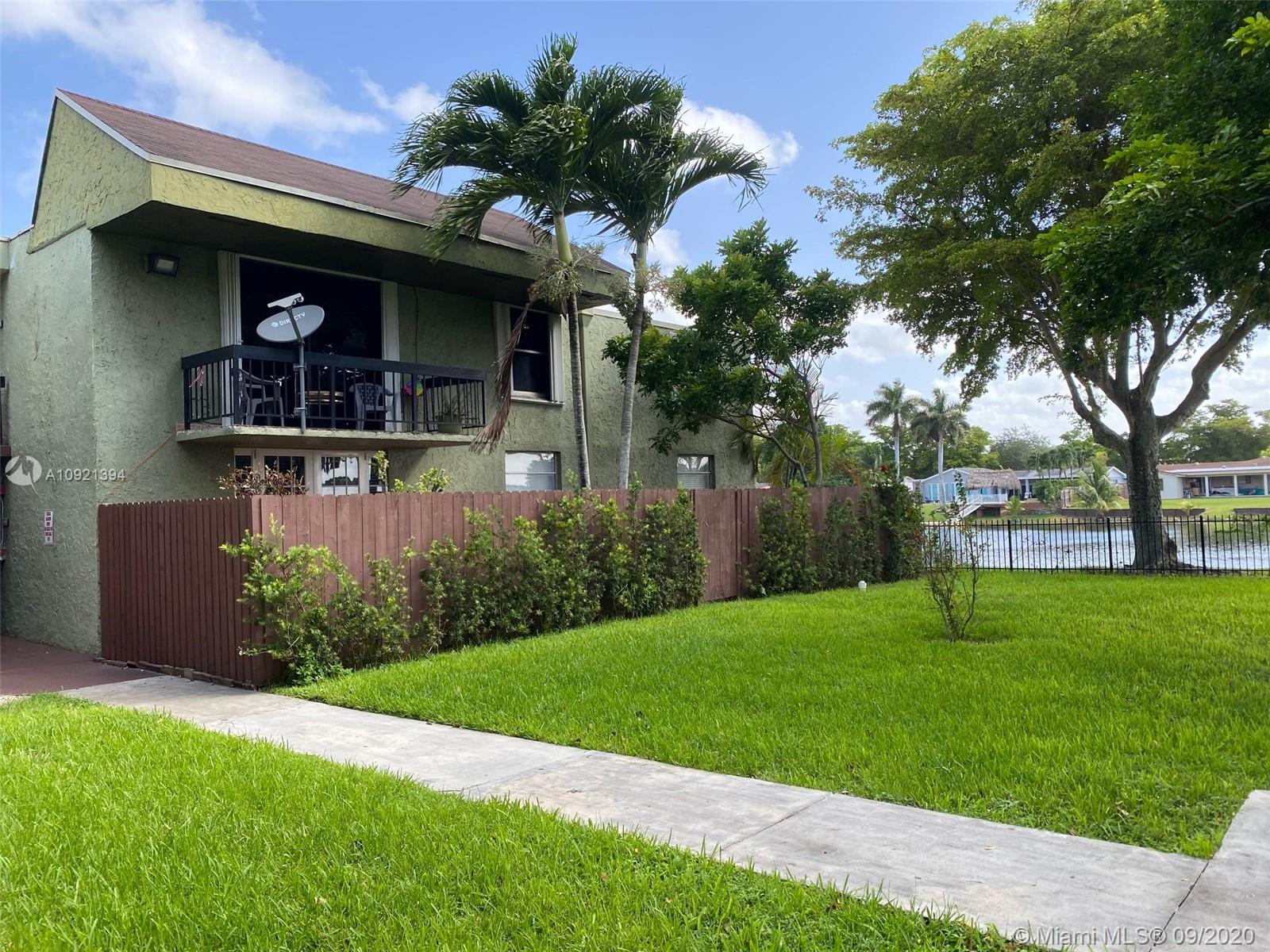 8301 SW 142nd Ave #B109 For Sale A10921394, FL
