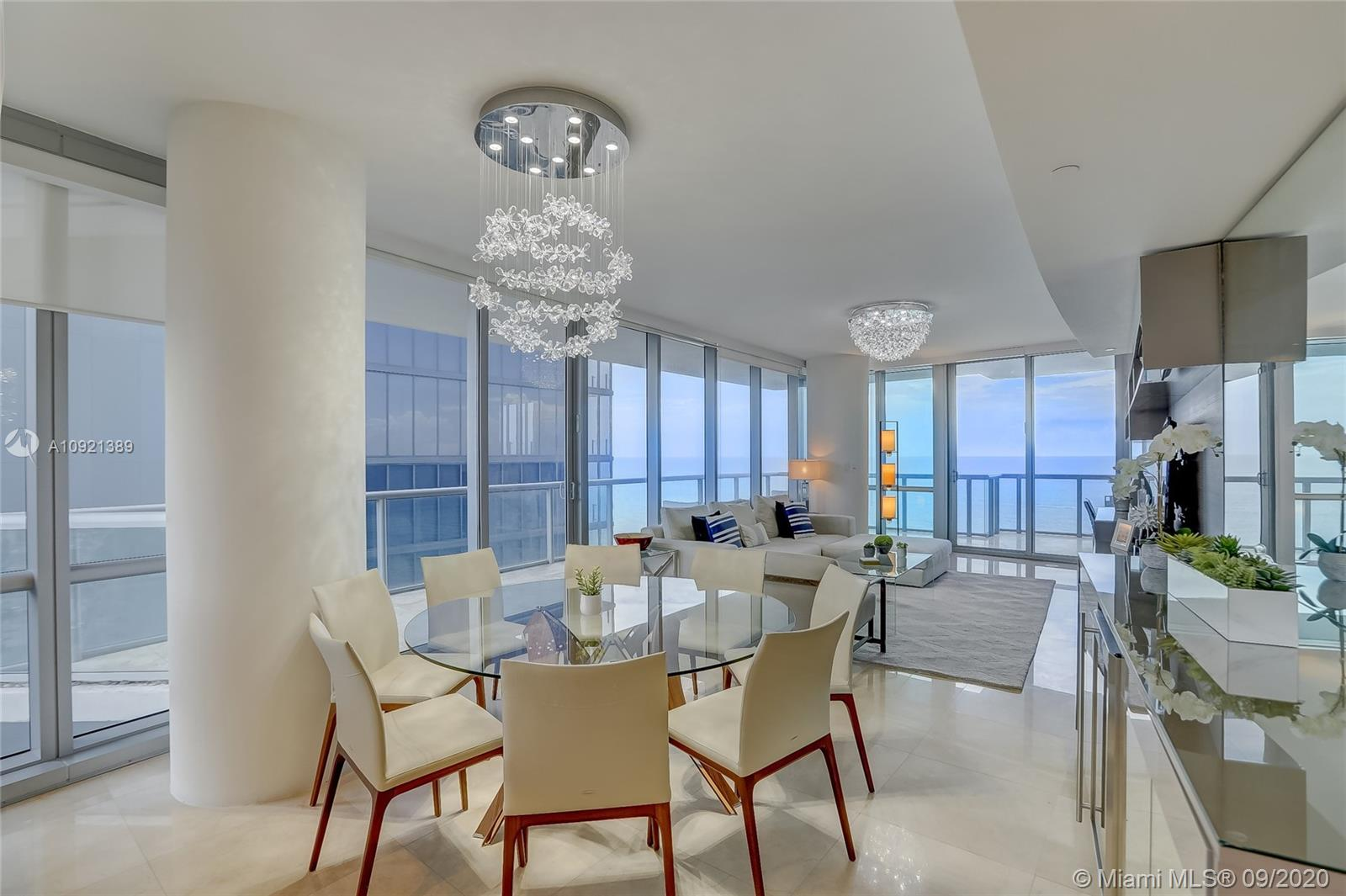 17121  Collins Ave #1608 For Sale A10921389, FL