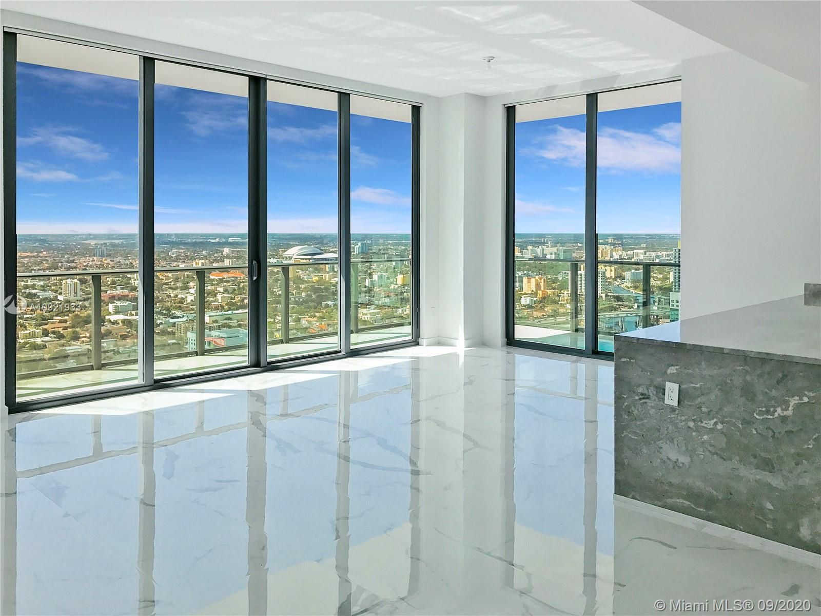 THE RESIDENCES AT SLS BRICKELL. 3 BEDRROMS - 2 1/2 BATHS PLUS DEN PENTHOUSE. FLOOR TO CEILING WINDOWS AN DOORS. ENJOY PANORAMIC VIEWS IN ALL THE OF THE CONFORT AND CONVENIENCE OF LIFE IN A 5 STAR HOTEL WHILE MAINTAINING PRIVACY BY EXCLUSIVE RESIDENTIAL LOBBY AND ELEVATORS. CONTEMPORARY INTERIORS AND GENEROUS TERRACES TO SET THE STAGE OF AN ELEVATED LIFESTYLE. LOCATED IN THE NORHT WEST CORNER PENTHOUSE WITH 3BED/2.5BATH PLUS DEN. THIS UNIT IS UPGRADED. MANY AMENITIES: FULL SERVICE SPA FITNESS CENTER, 2 POOLS, VIP ACCESS TO SLS HOTEL SERVICES.
