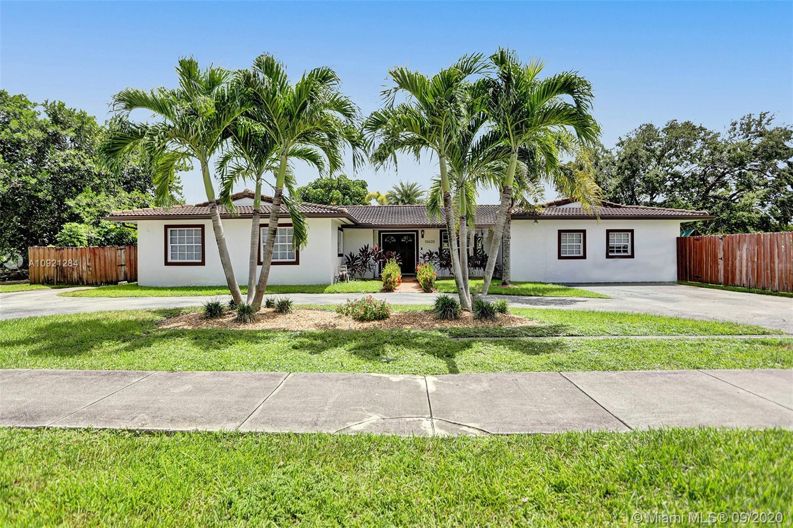 10620 SW 112th St  For Sale A10921284, FL