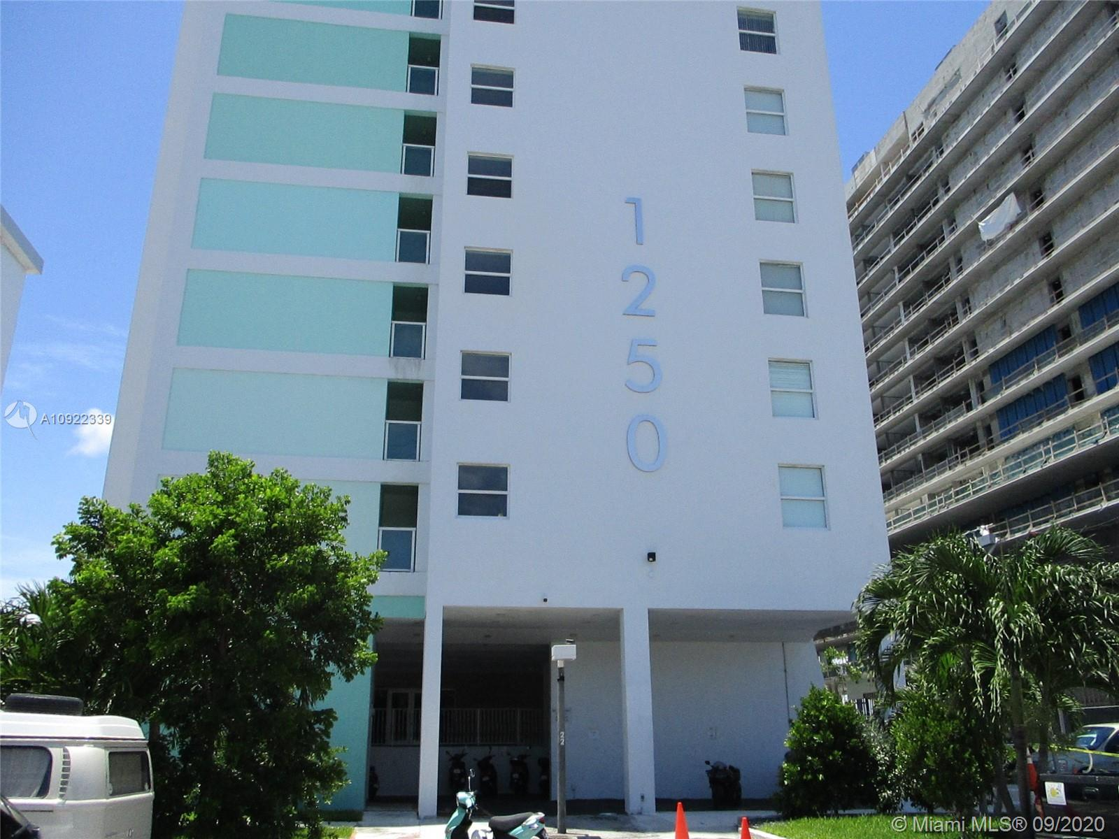 1250  West Ave #3D For Sale A10922339, FL