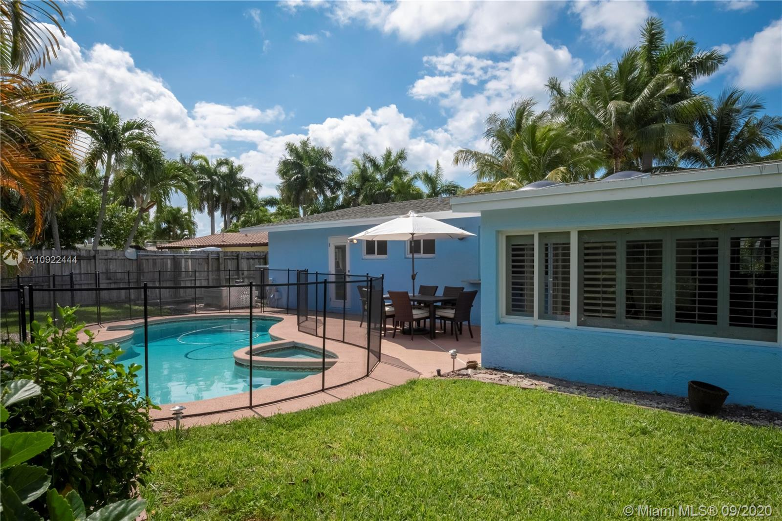 Welcome home! This beautiful pool home has everything you could want and more! Plenty of space to entertain both inside and out. The back patio and pool is setup like a tropical oasis with mature coconut palms giving off coconuts regularly! This meticulously maintained home was recently renovated and is ready for you to move in! The home can be sold furnished or unfurnished. Literally all you need is your toothbrush.  Set up your private showing today!