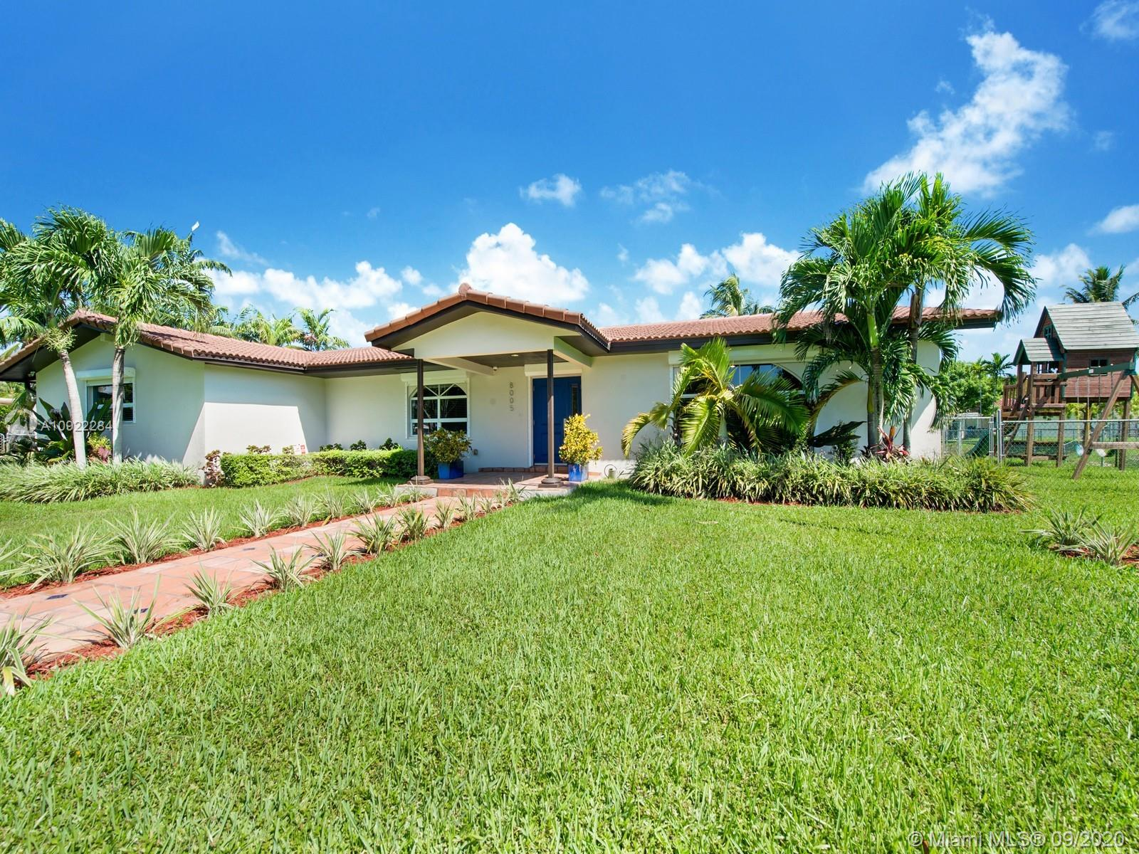 8005 SW 106th St  For Sale A10922284, FL