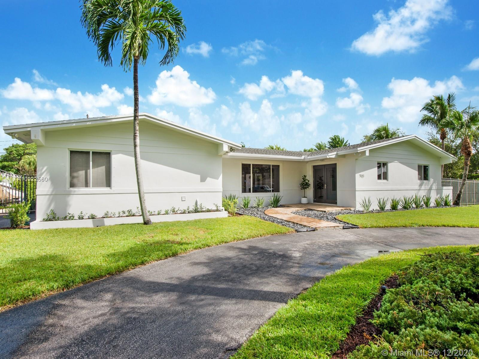 7901 SW 135th St  For Sale A10922560, FL
